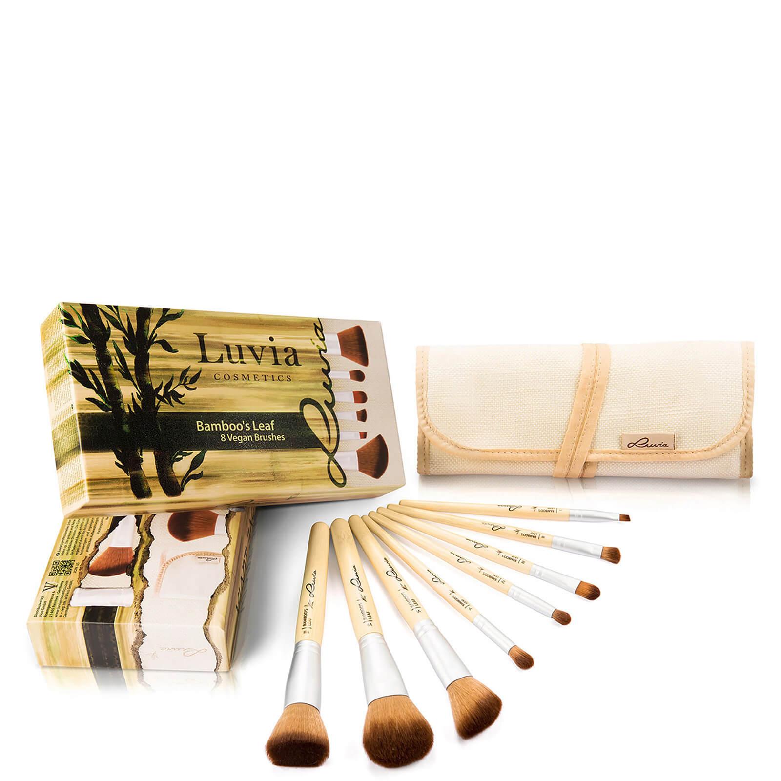 Купить Luvia Bamboo's Leaf Brush Set