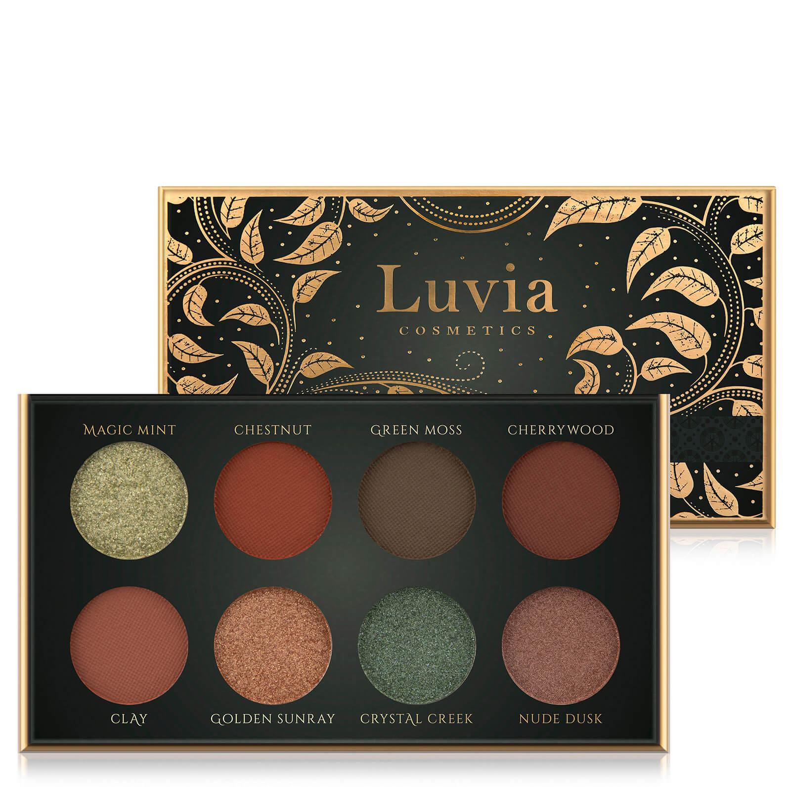 Luvia Hidden Forest Eyeshadow Palette