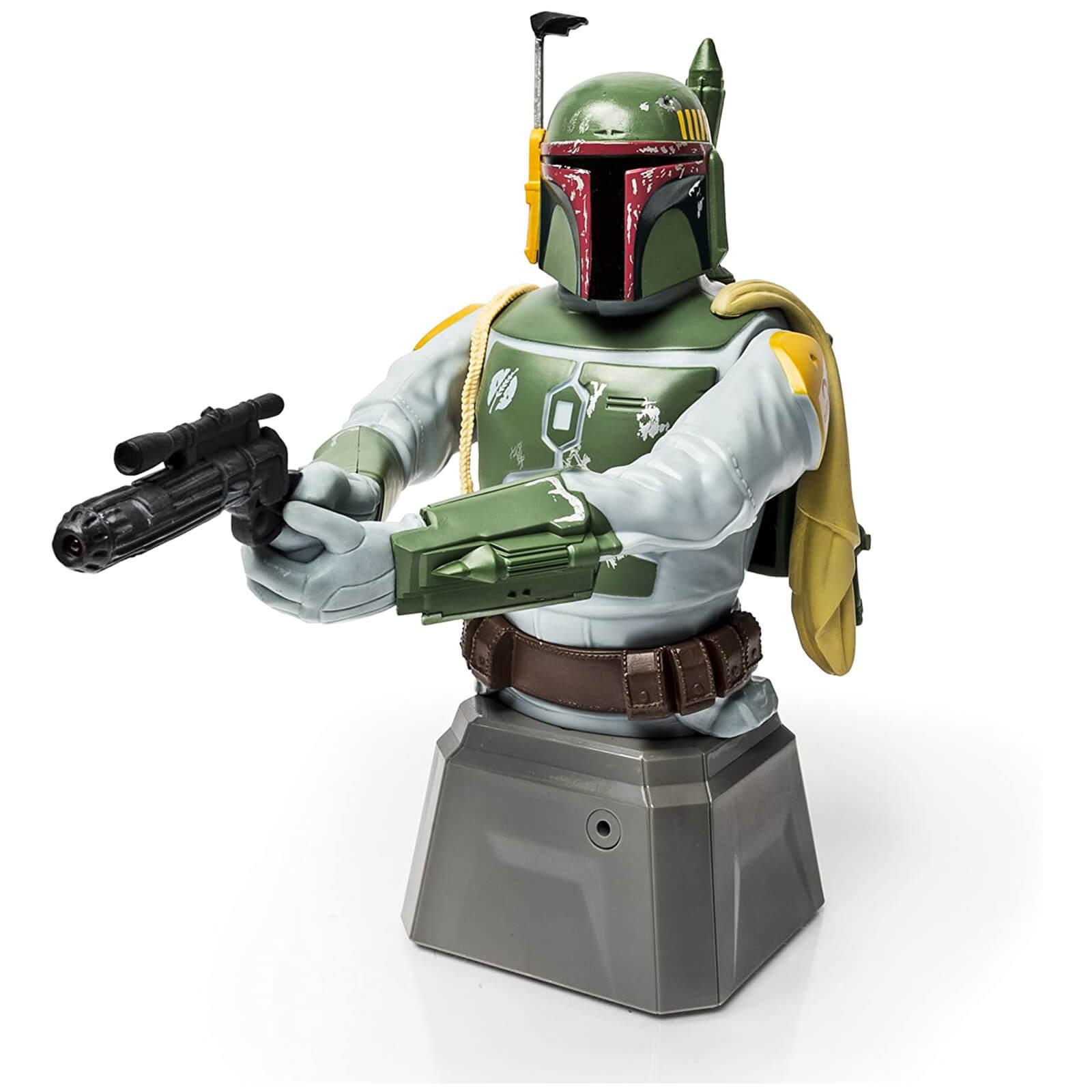 Star Wars Boba Fett Interactive Room Guard Figure
