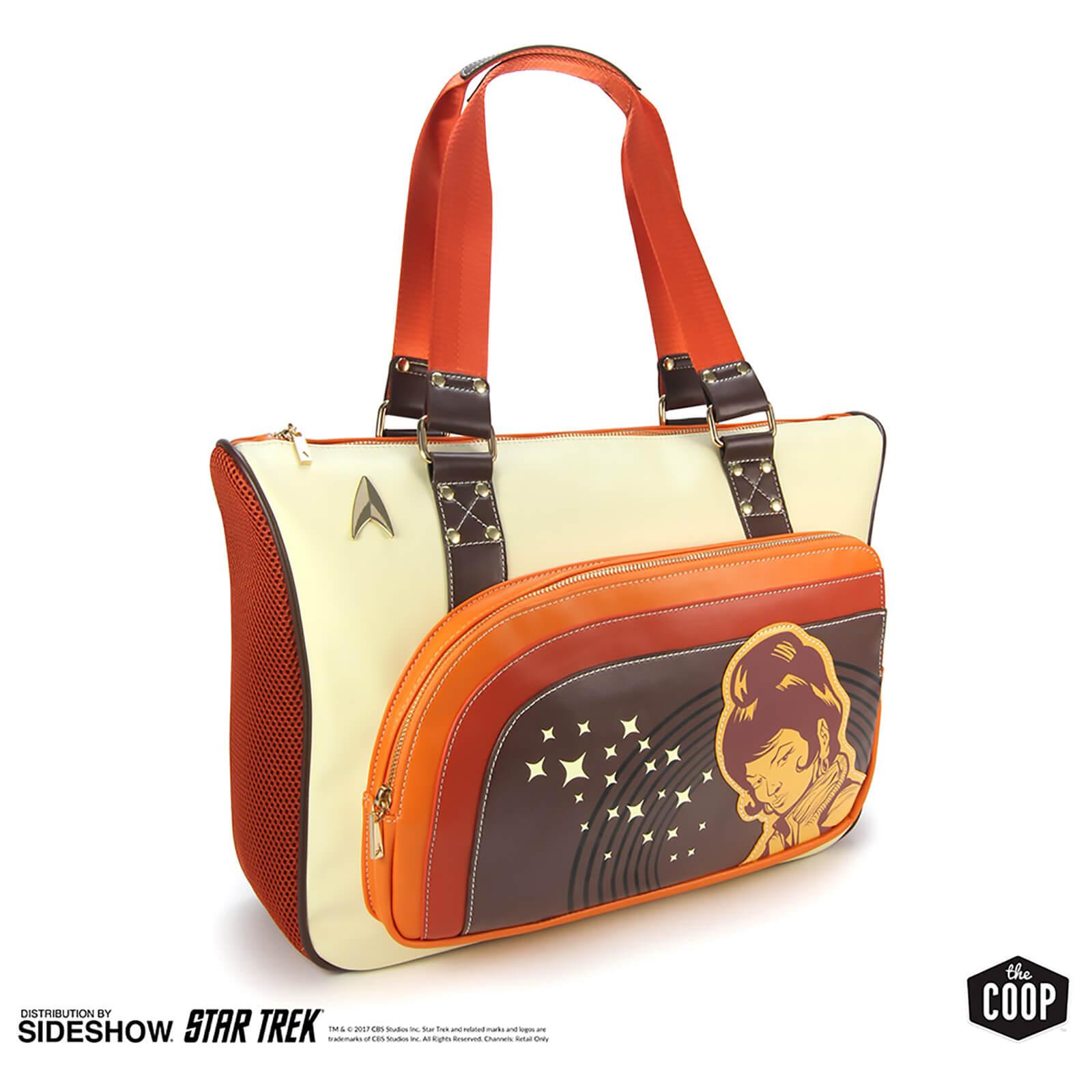 Coop Star Trek Uhura Retro Space Bag