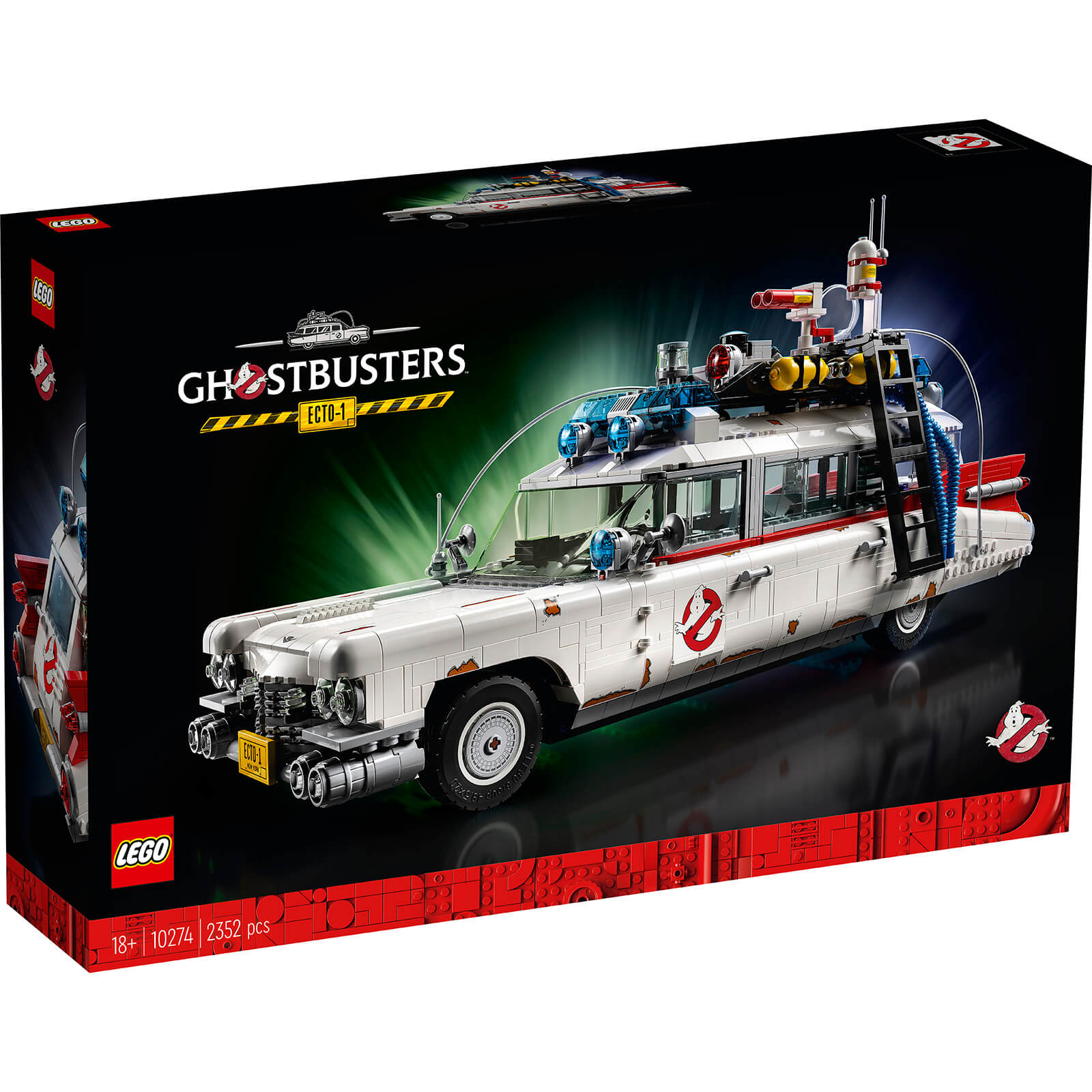 Image of LEGO Creator Expert: Ghostbusters ECTO-1 (10274)