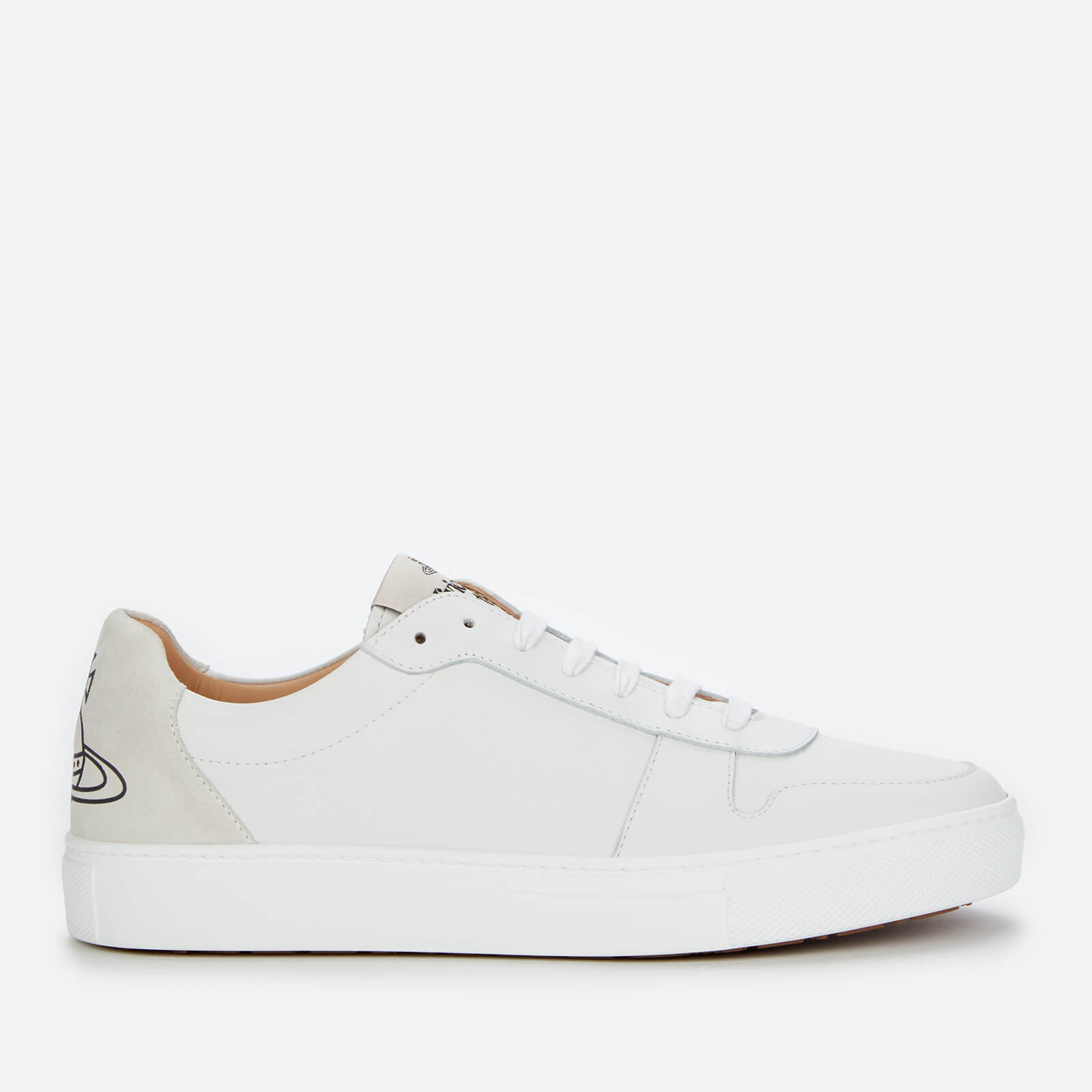 Vivienne Westwood Women's Apollo Leather Cupsole Trainers - White