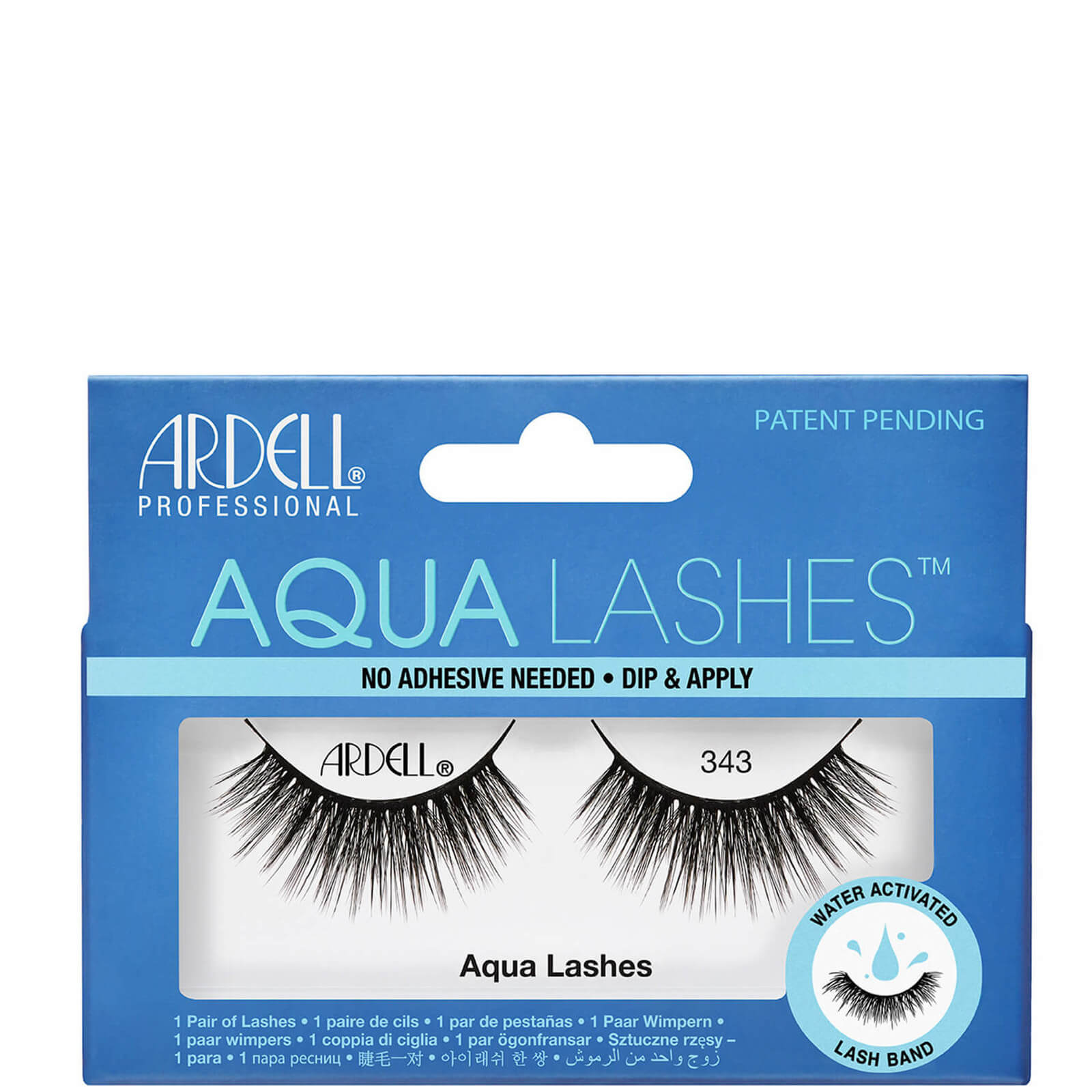 Ardell Aqua Lash 343  - Купить
