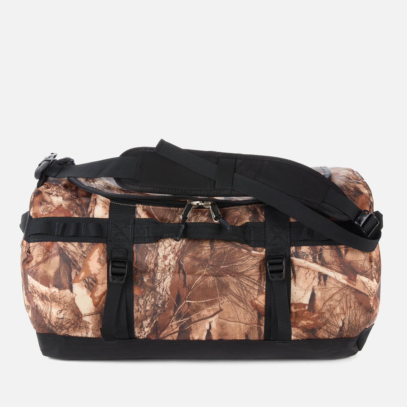 The North Face Base Camp Small Duffel Bag - Print/Black