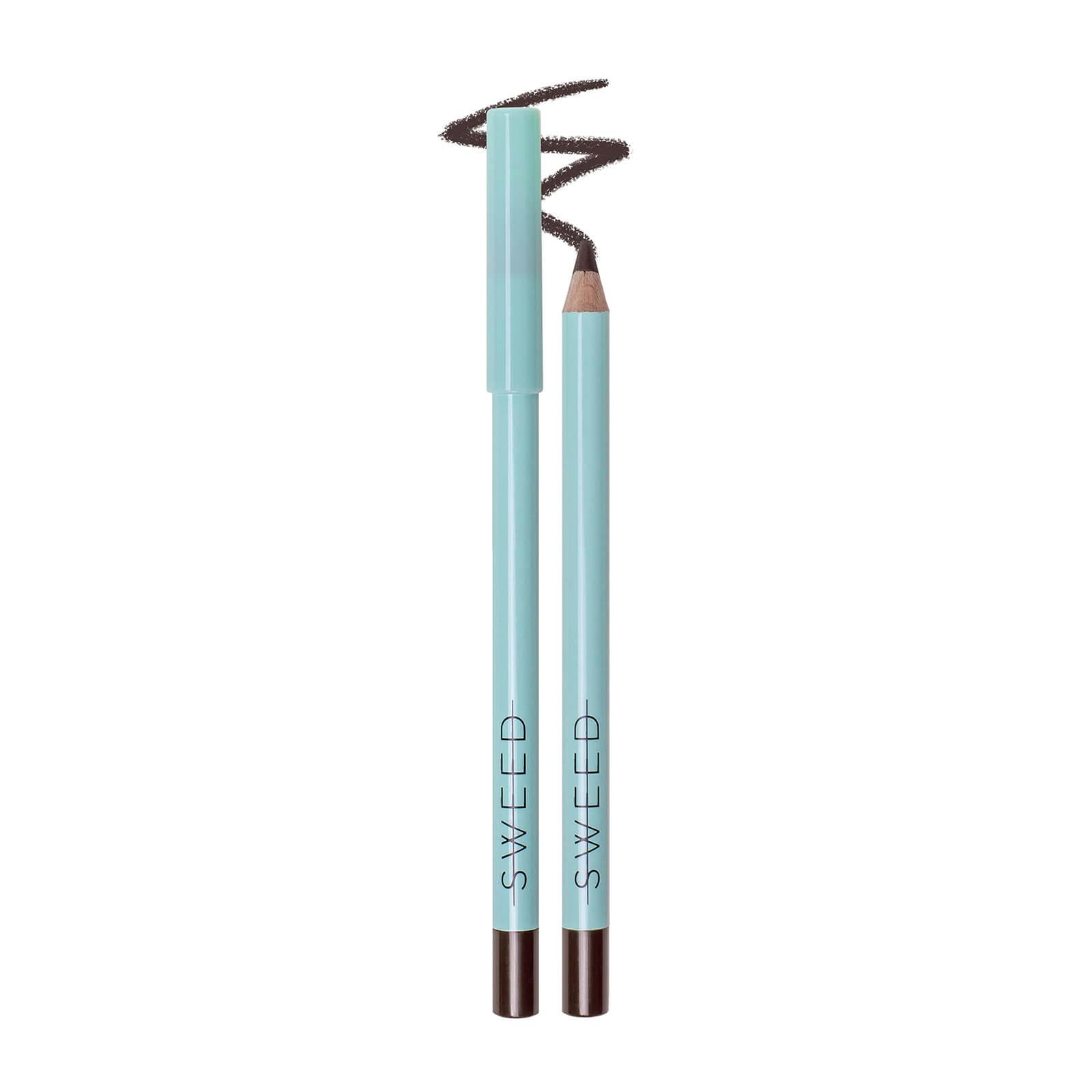 Купить Подводка для глаз Sweed Lashes Satin Kohl Eyeliner 2, 26 г (разные оттенки) - Dusty Brown