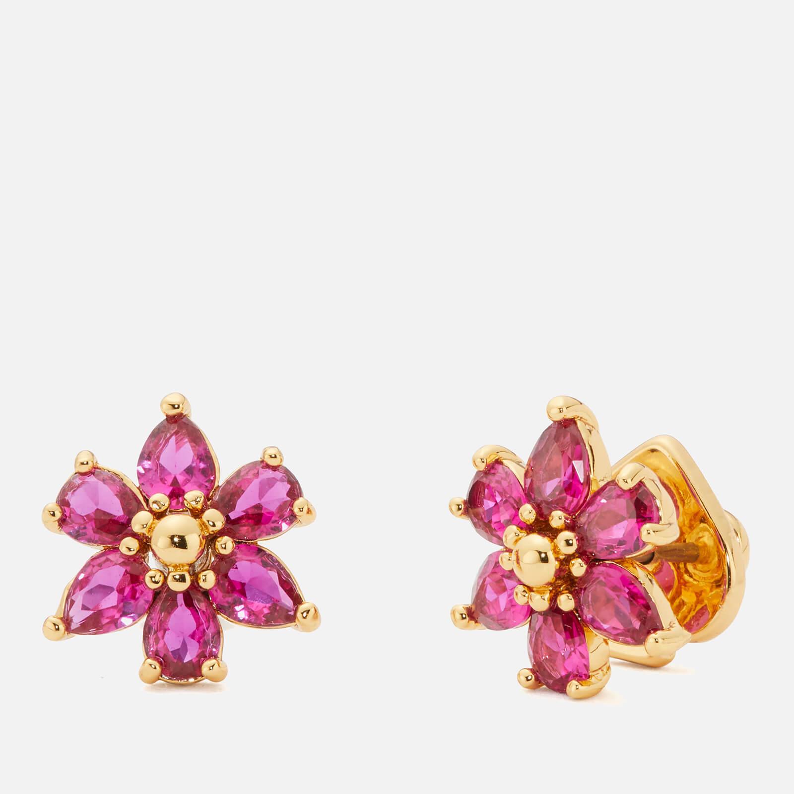 Kate Spade New York Women's First Bloom Studs - Pink