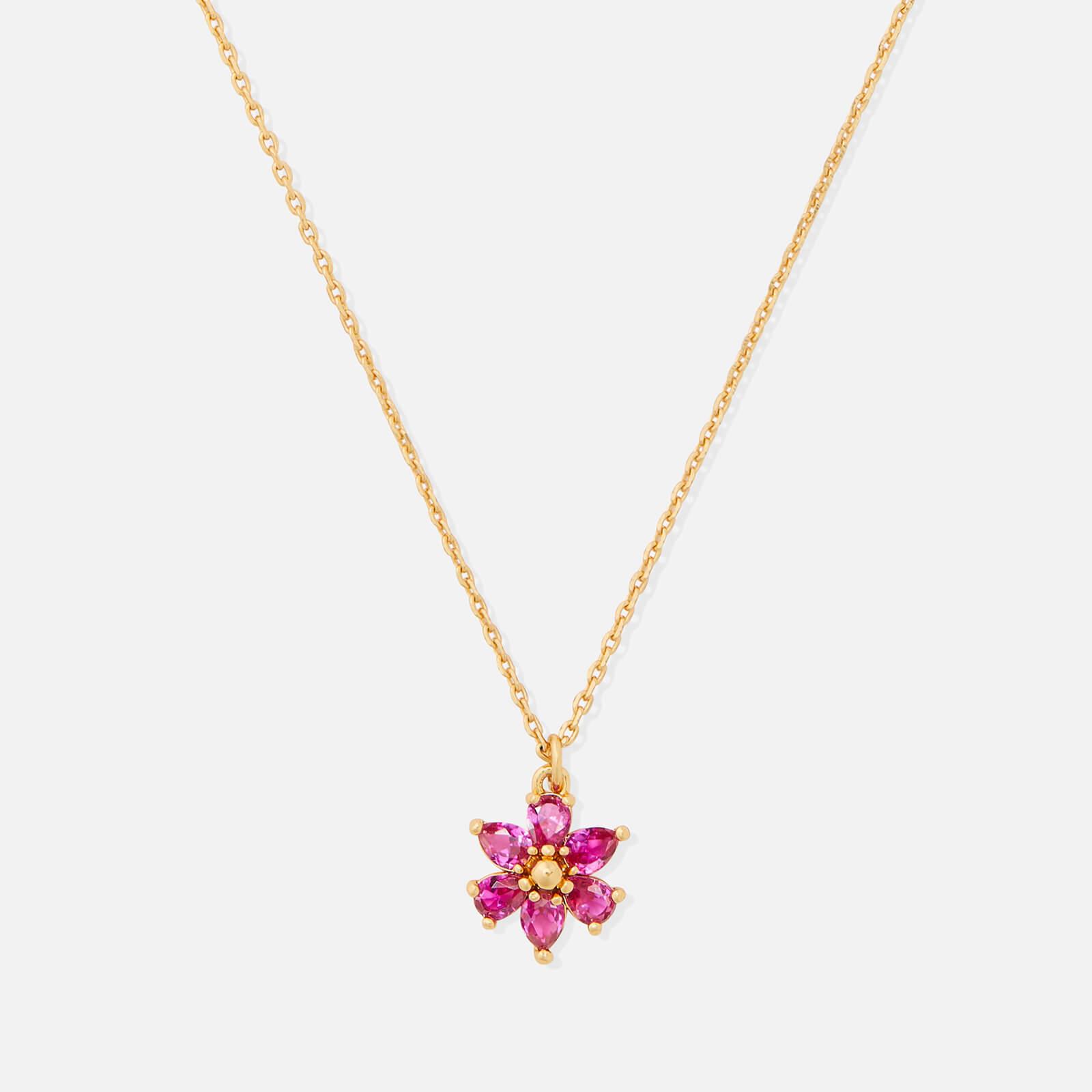 Kate Spade New York Women's First Bloom Mini Pendant - Pink