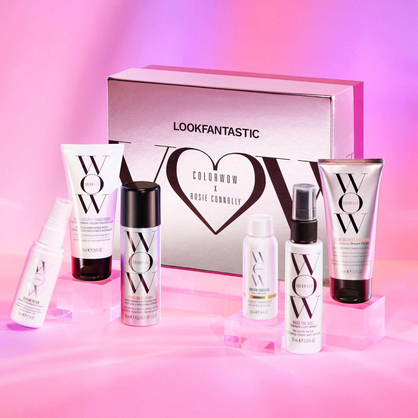 Color Wow Limited Edition Beauty Box (Vale oltre €69)
