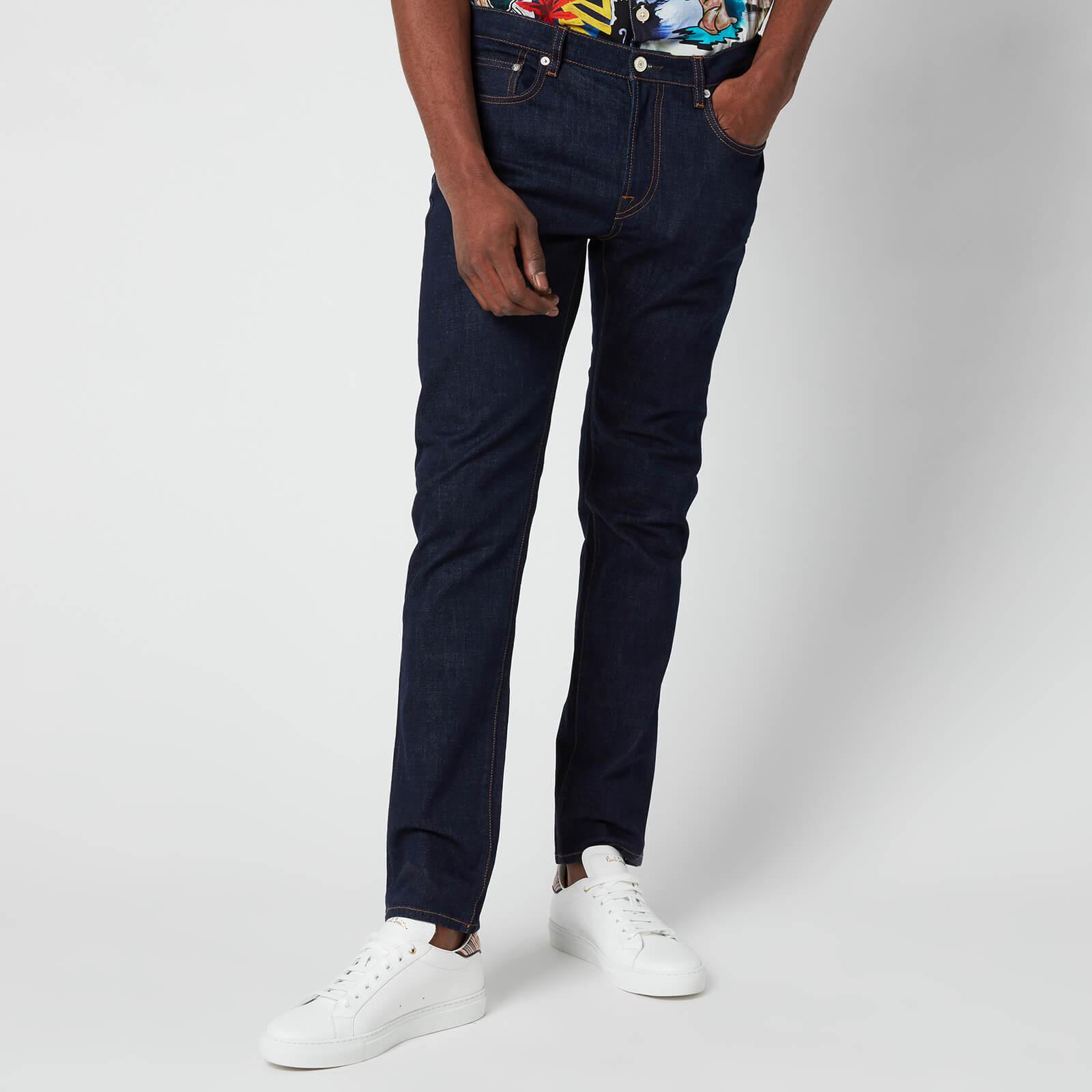 Ps Paul Smith Men's Slim Fit Regular Jeans - Blue - W30