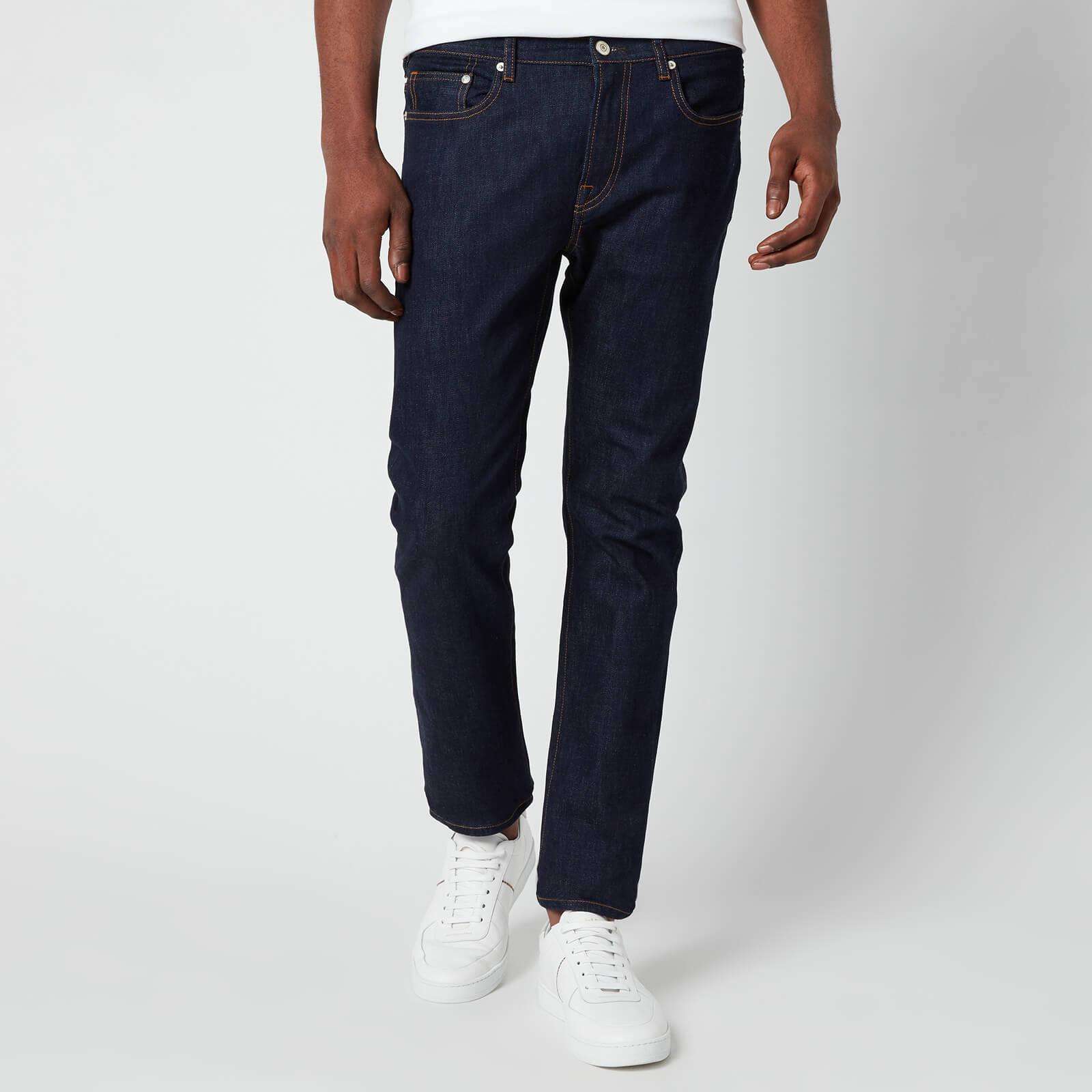 Ps Paul Smith Men's Slim Fit Long Jeans - Blue - W36