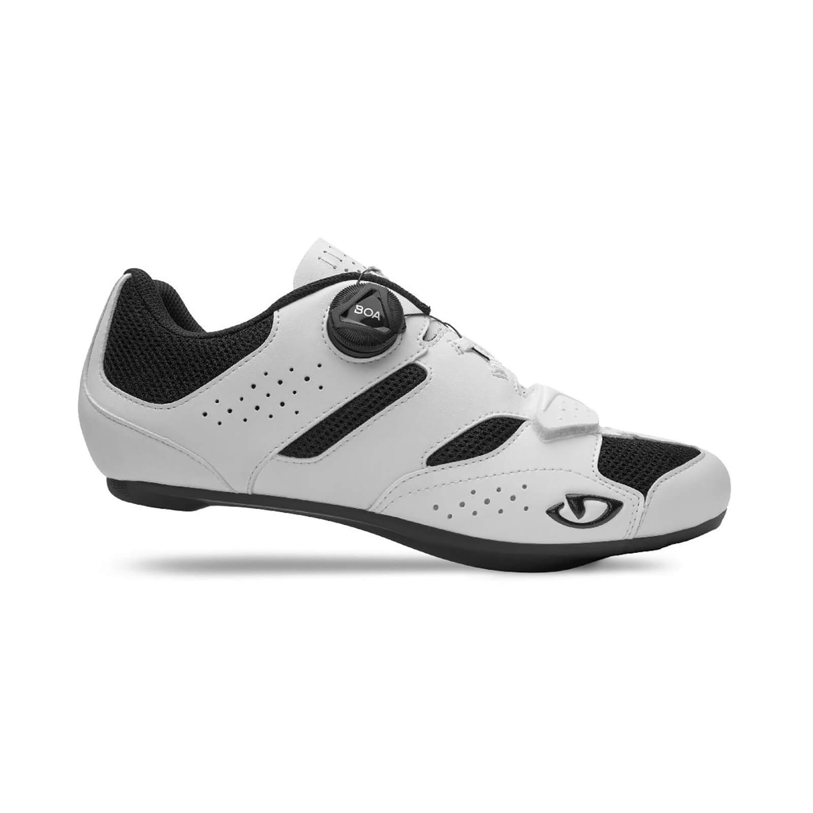 Hjc Valeco Road Helmet - M - Matt Gloss Off White