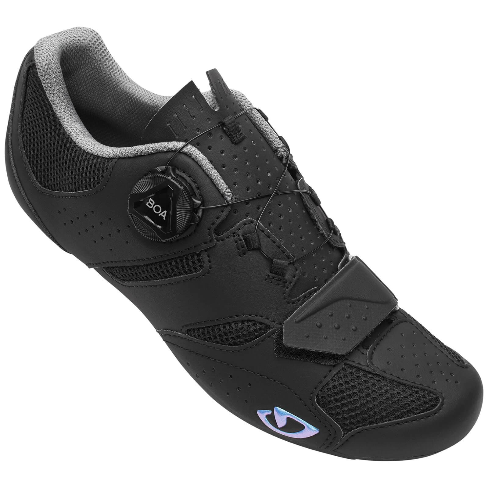 Giro Women's Savix II Road Shoe - EU 42 - Black