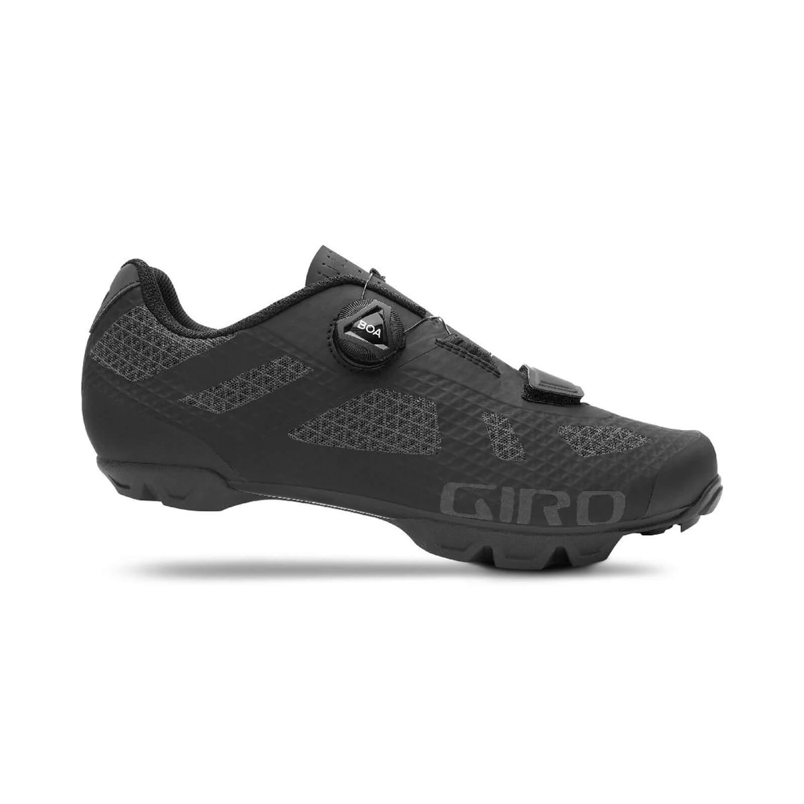 Giro Rincon MTB Shoe - EU 44 - Black