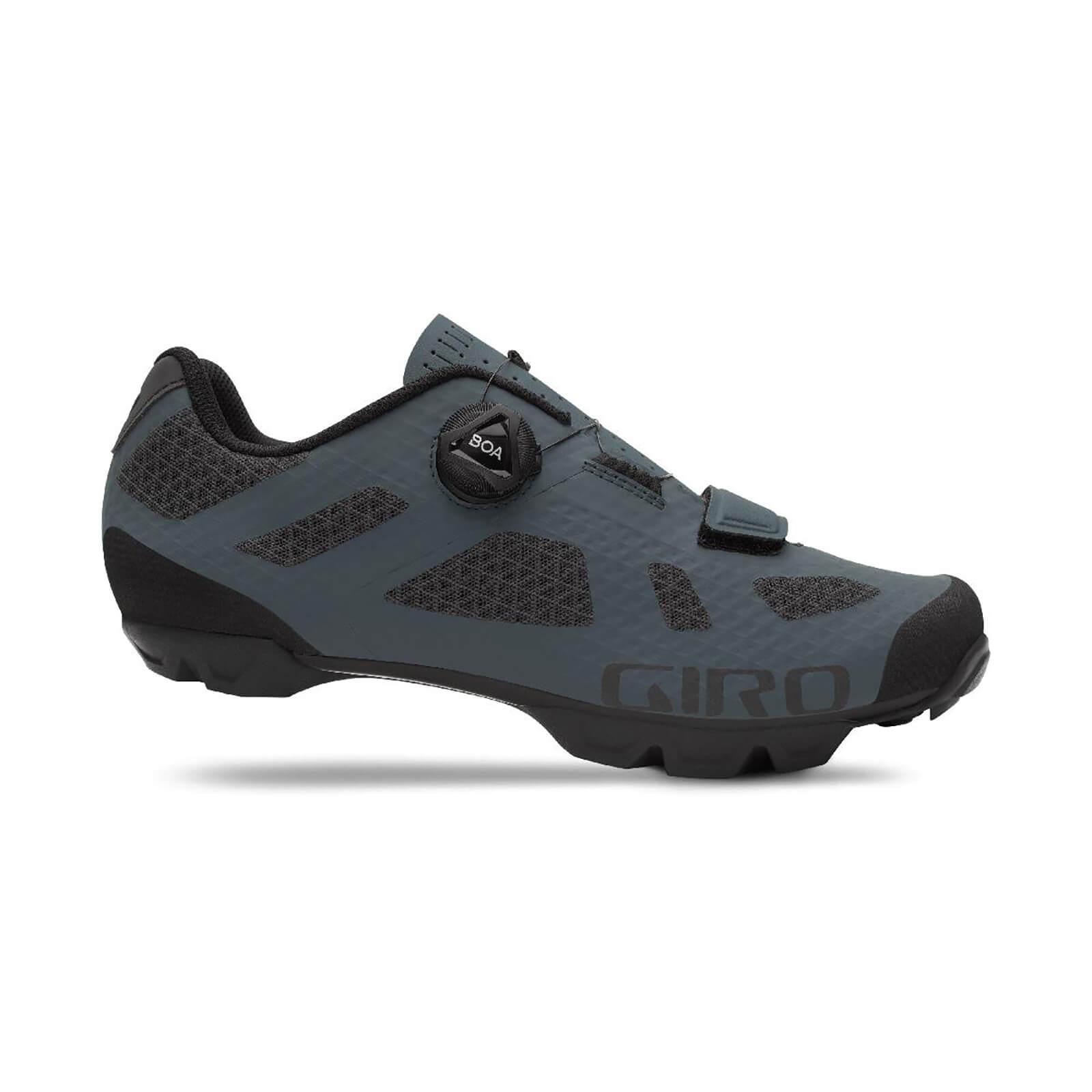Giro Rincon MTB Shoe - EU 45 - Port Grey