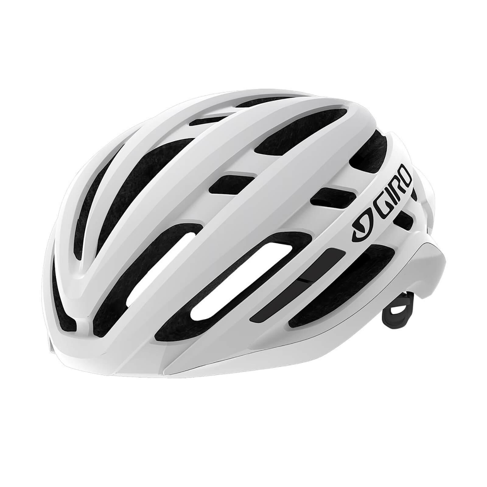 Giro Agilis MIPS Road Helmet - S/51-55cm - Matte White
