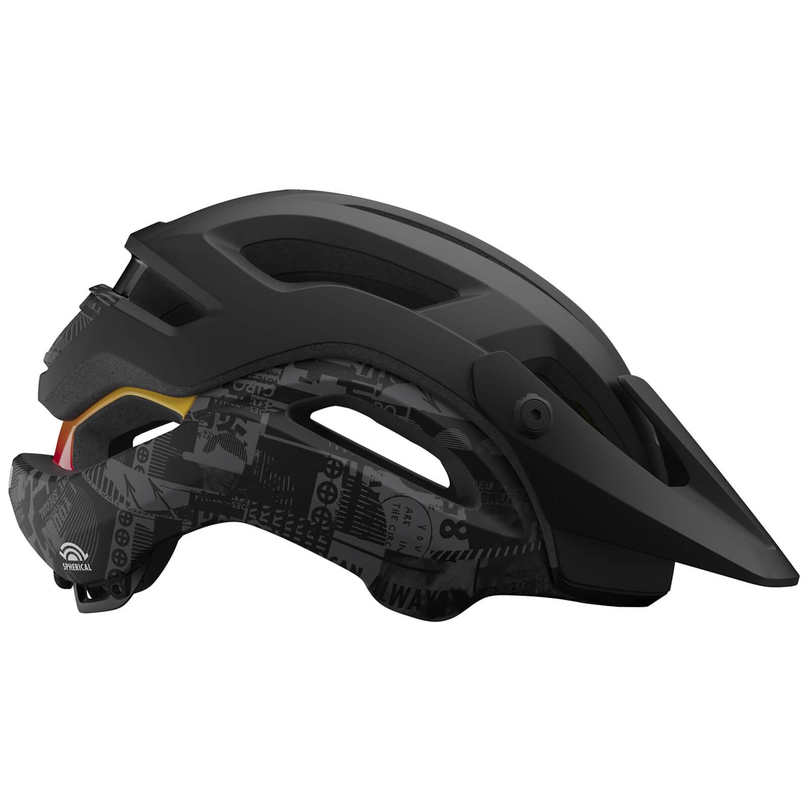 Giro Manifest Spherical Road/Gravel Helmet - L/59-63cm - Matte White