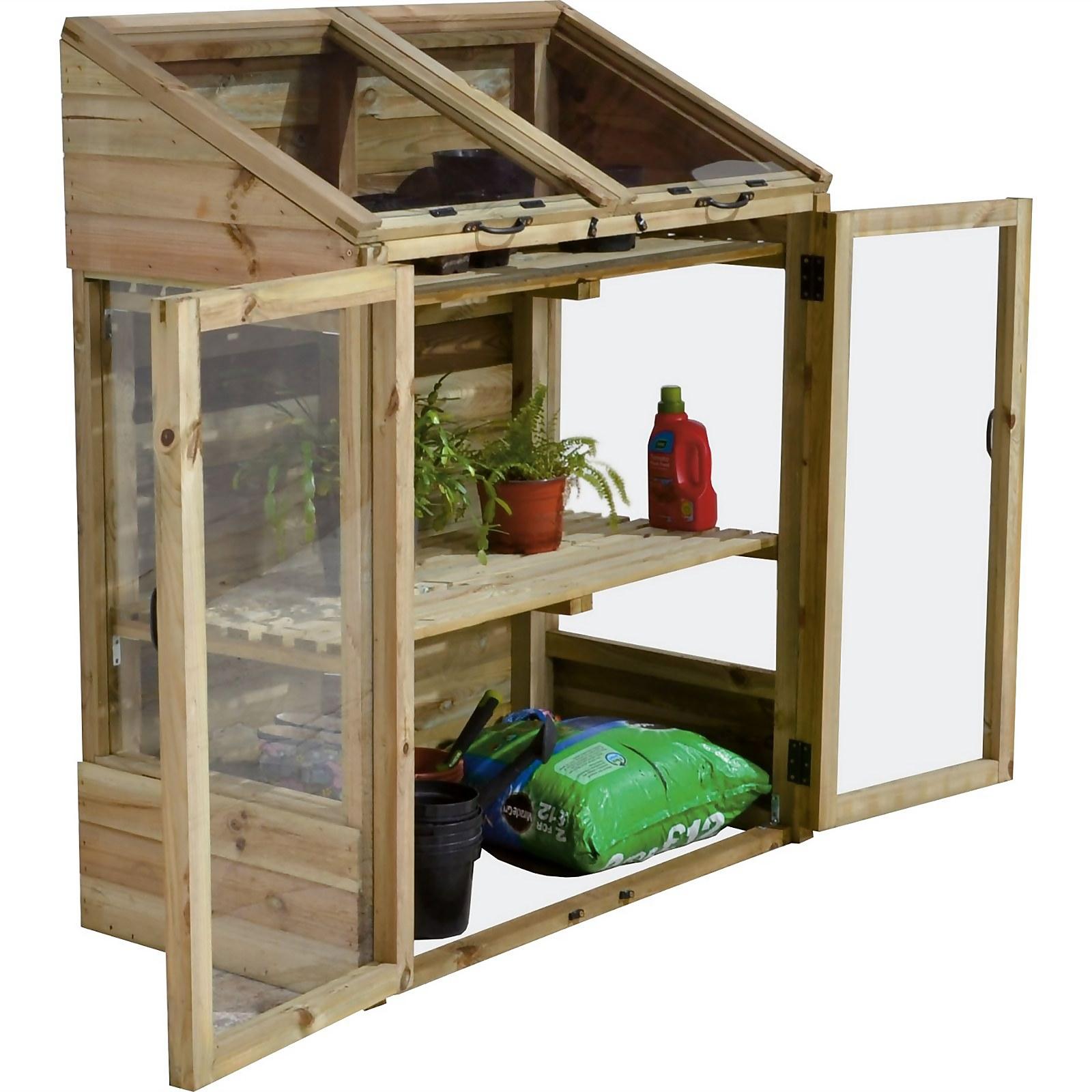Forest 144 x 120cm Mini Greenhouse