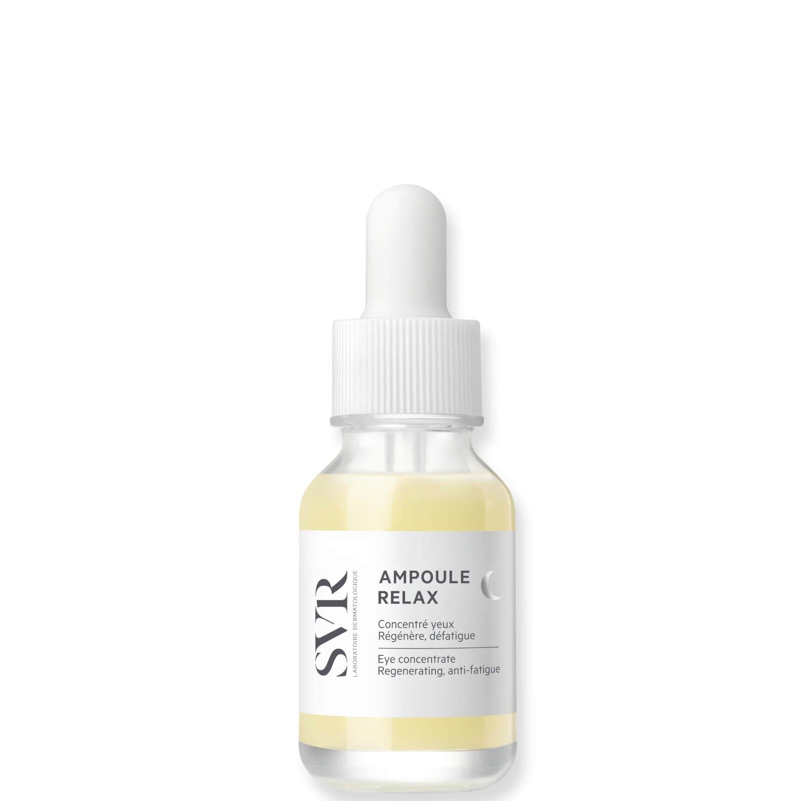 Skincare SVR Ampoule Relax Evening Eye Contour Serum 15ml