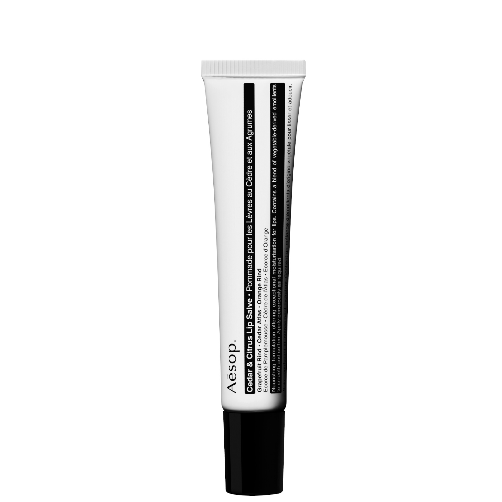 Aesop Lips CEDAR AND CITRUS LIP SALVE 9ML