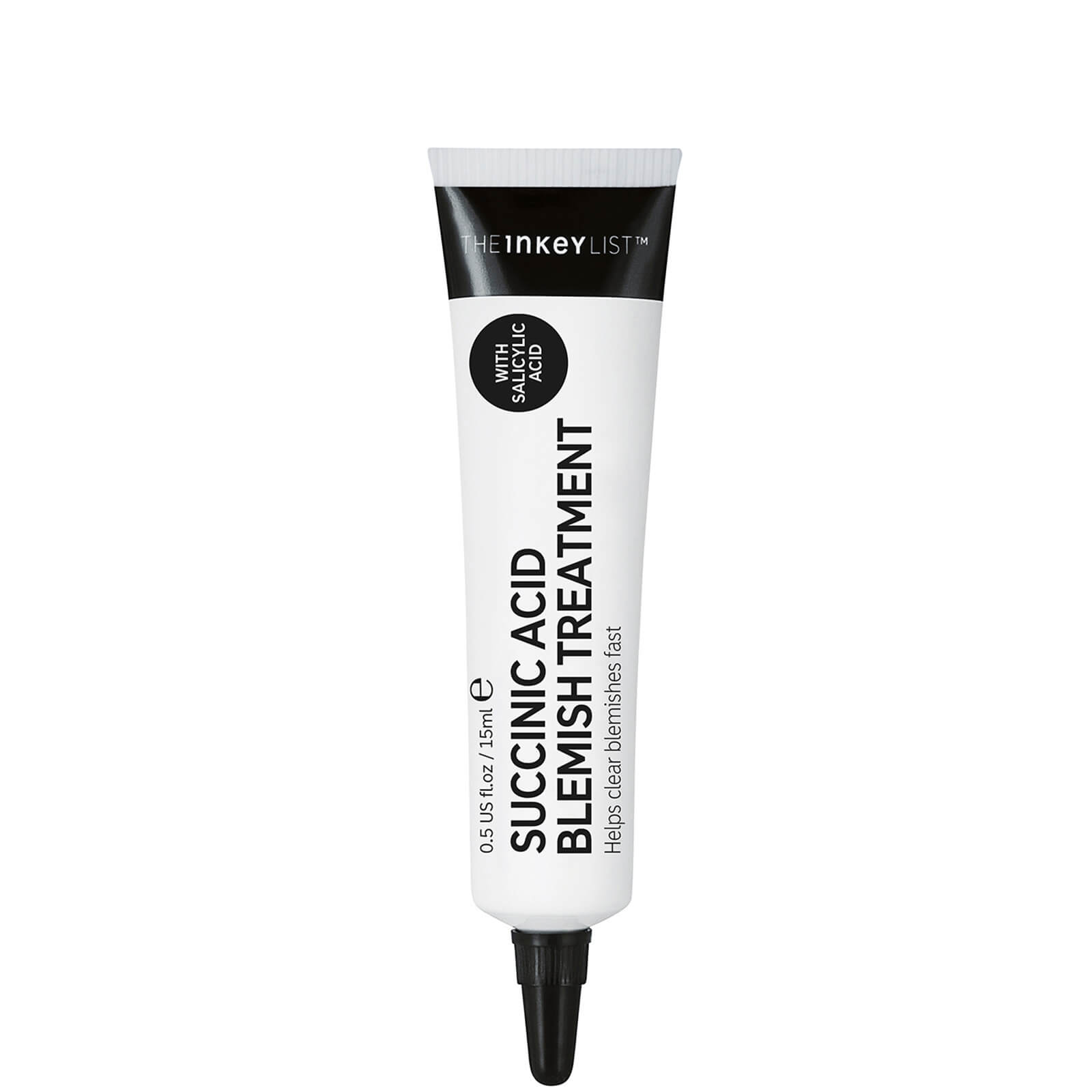 Купить The INKEY List Succinic Acid Blemish Treatment 15ml