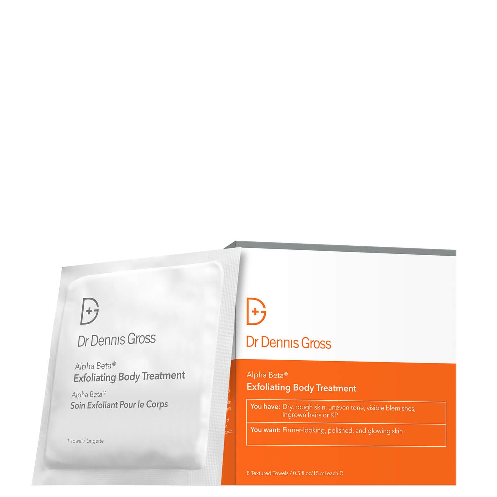 Купить Dr Dennis Gross Skincare Alpha Beta Exfoliating Body Treatment 91g