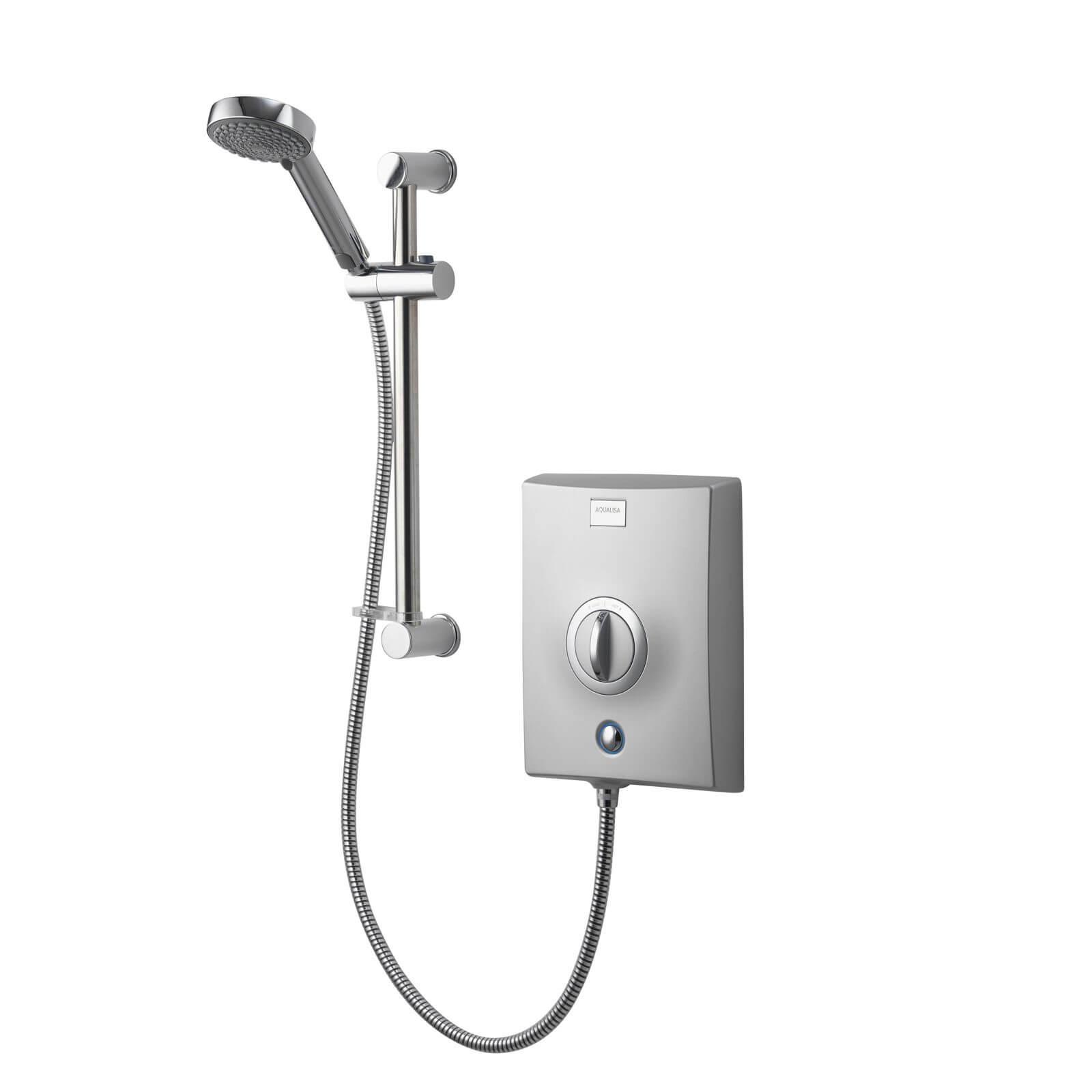 Aqualisa Quartz 9.5kW Electric Shower - Chrome