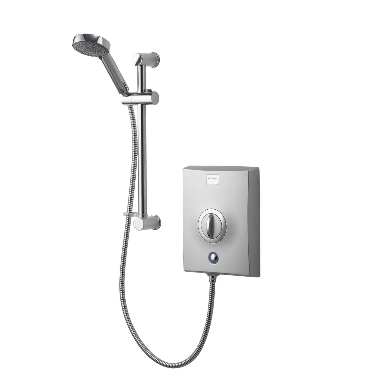 Aqualisa Quartz 10.5kW Electric Shower - Chrome