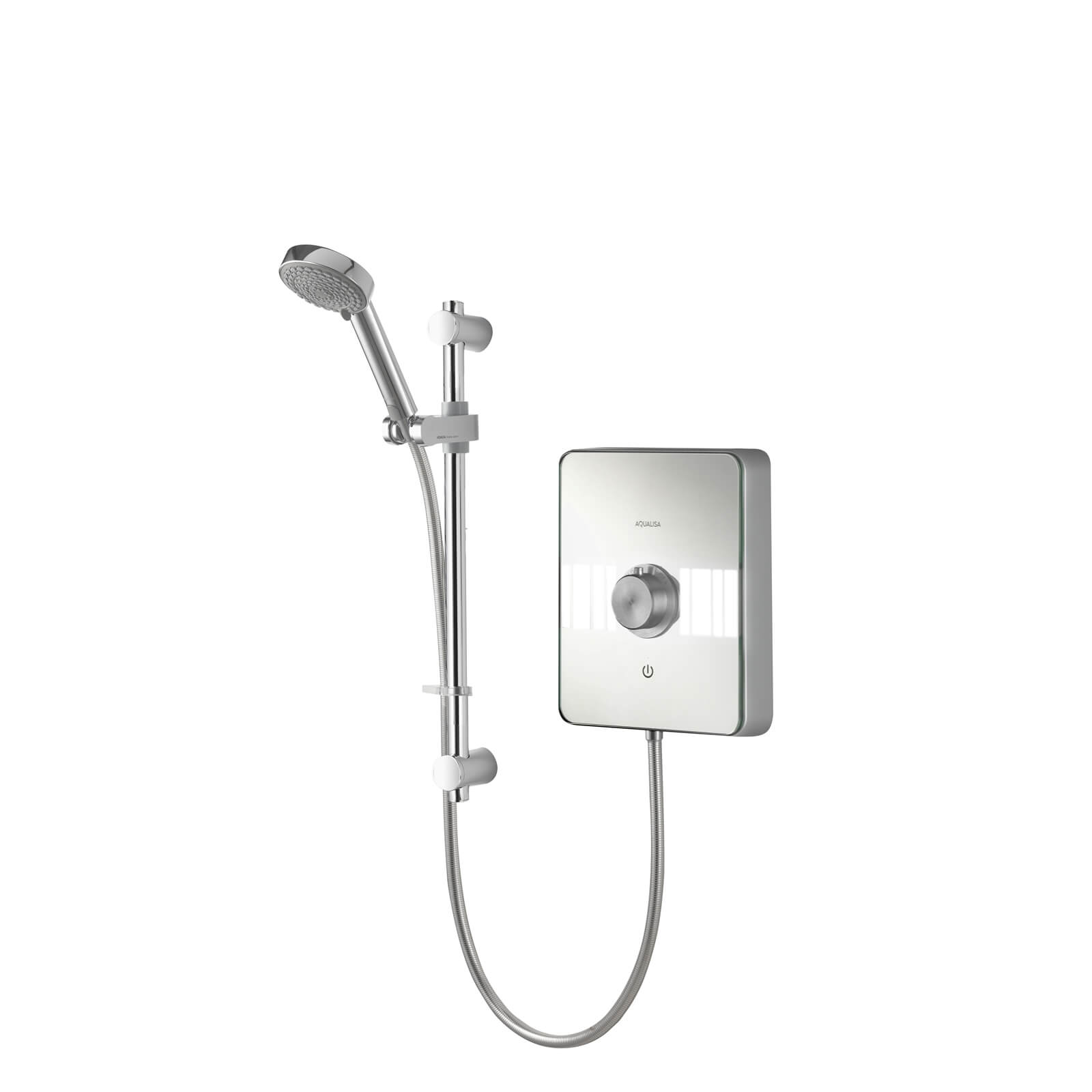 Aqualisa Lumi 9.5kW Electric Shower - Chrome