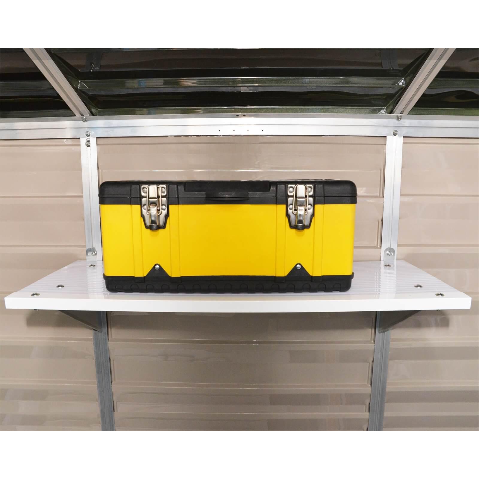 Palram - Canopia Skylight Shed Shelf Kit