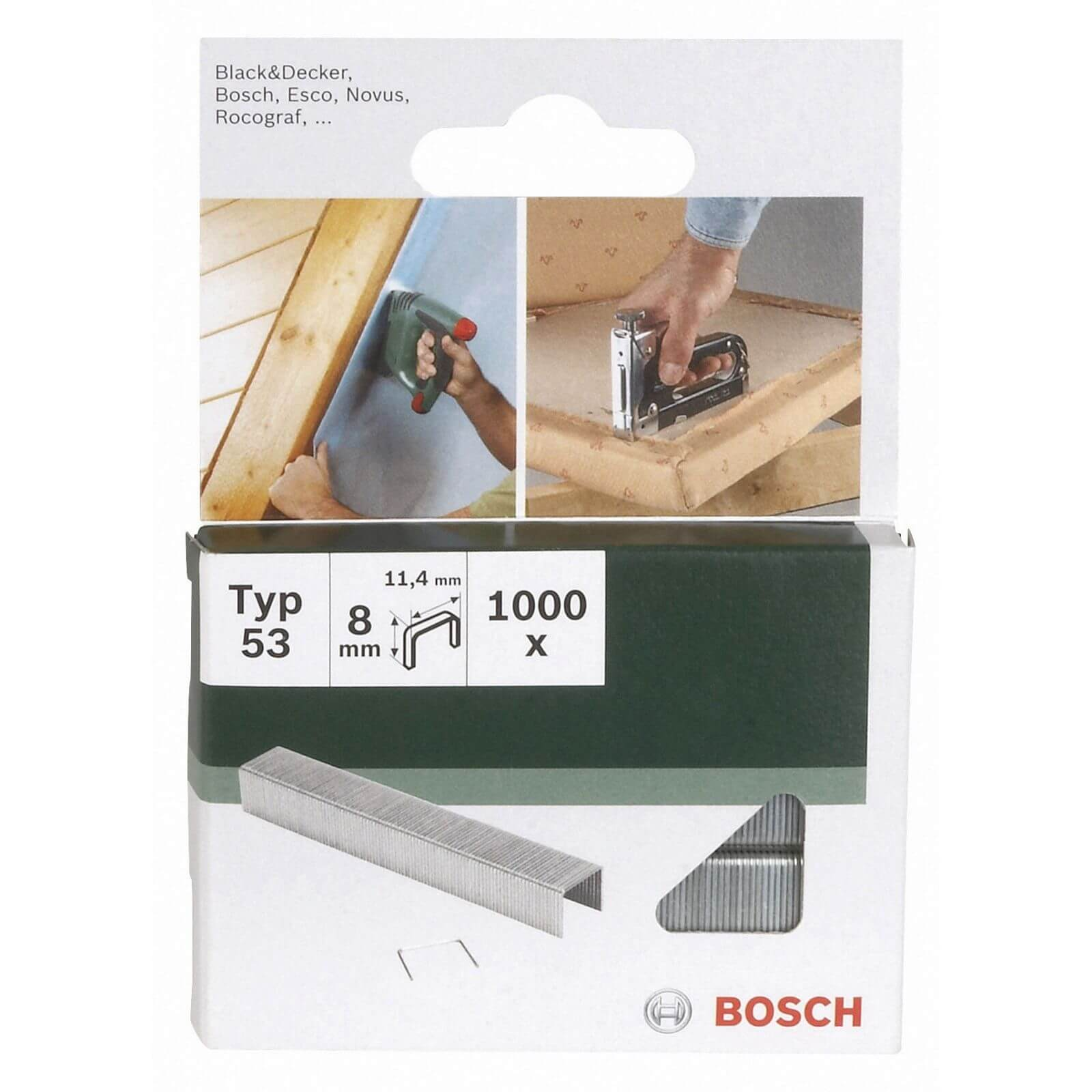 Bosch Staples