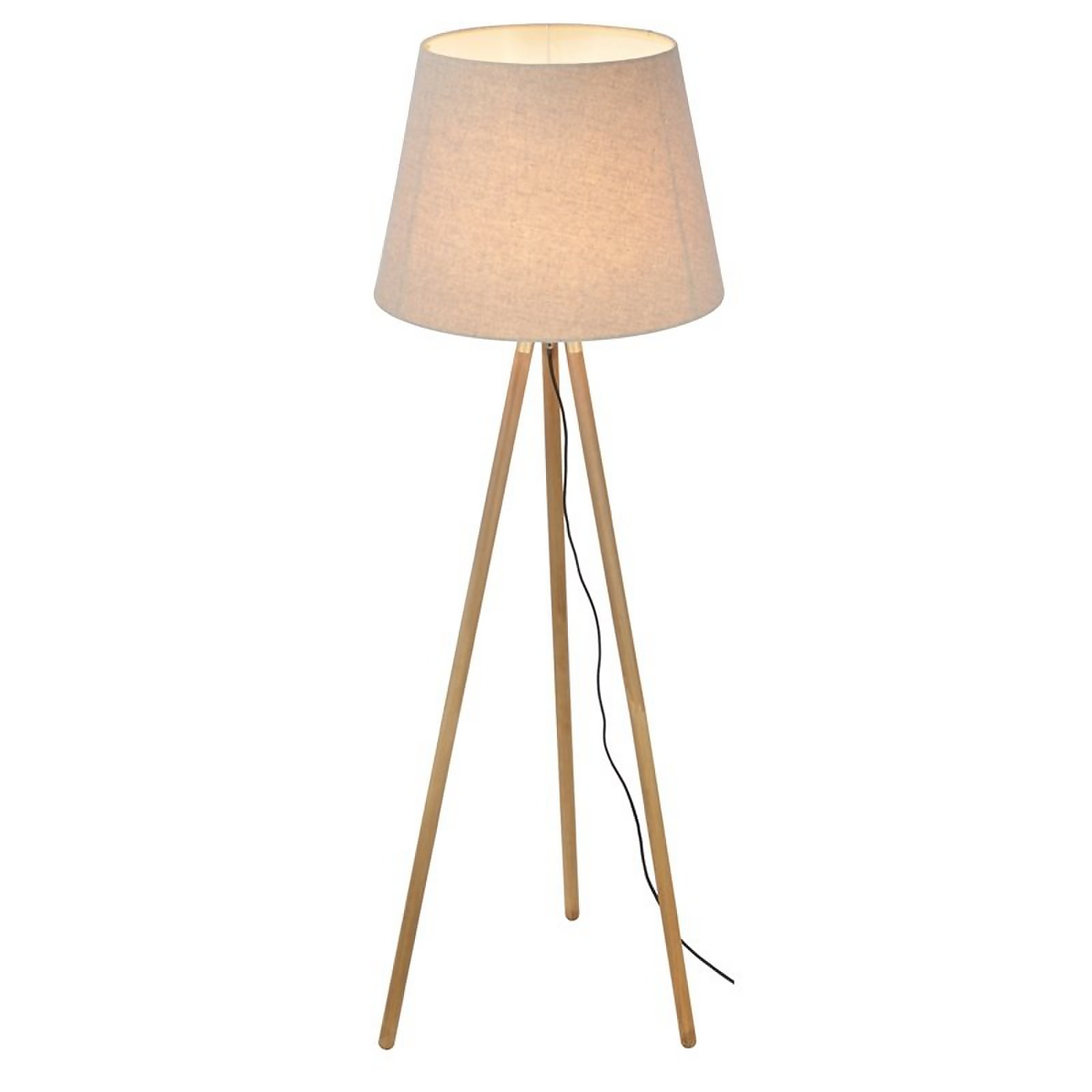 Isla Tripod Floor Lamp