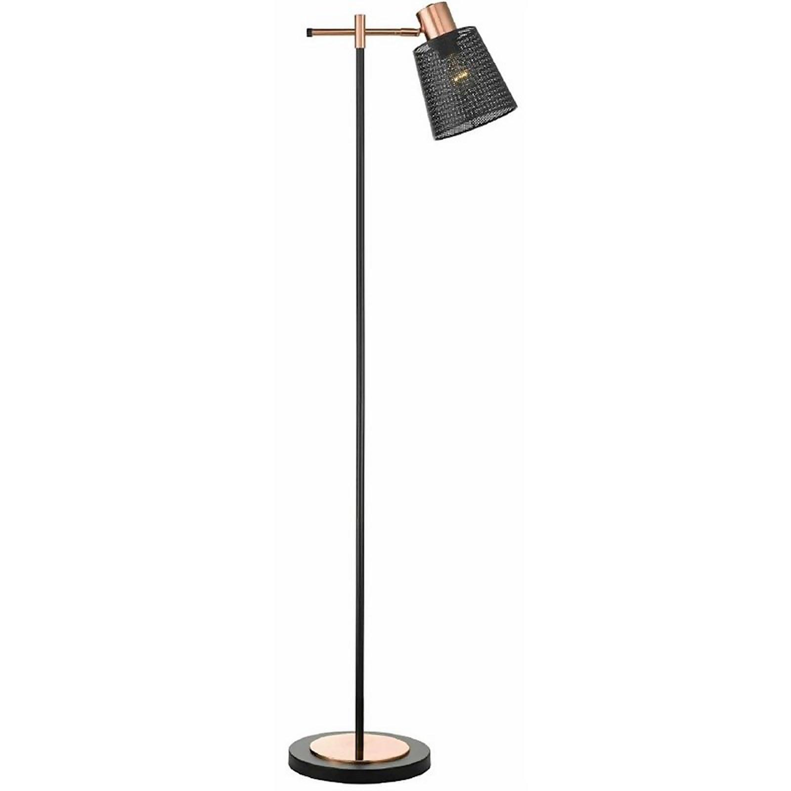 Tintin Floor Lamp - Black