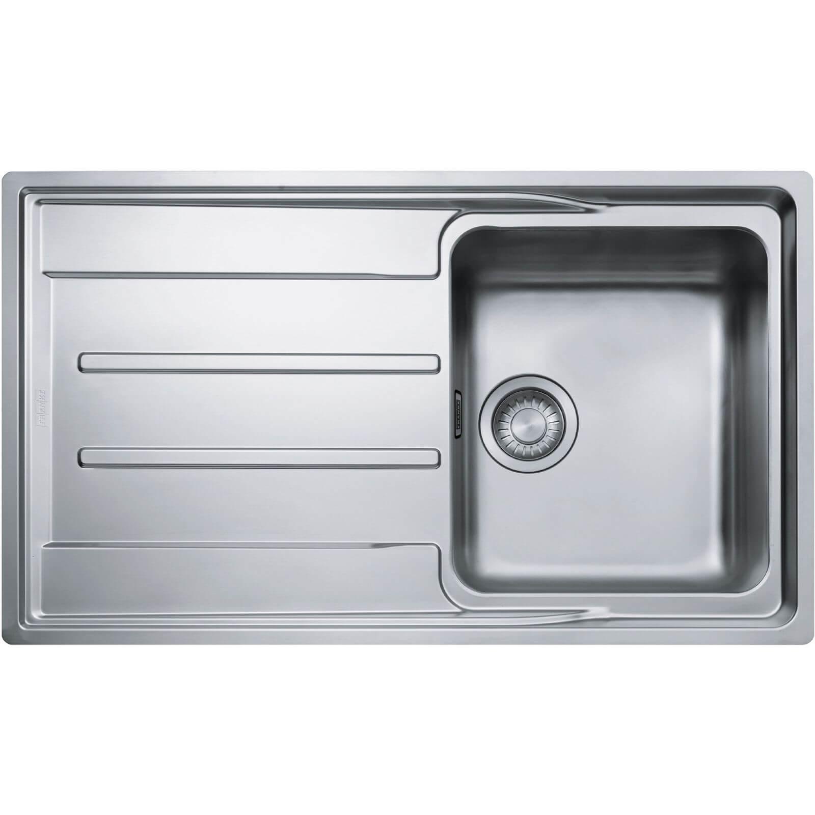 Franke Aton Reversible Kitchen Sink - 1 Bowl