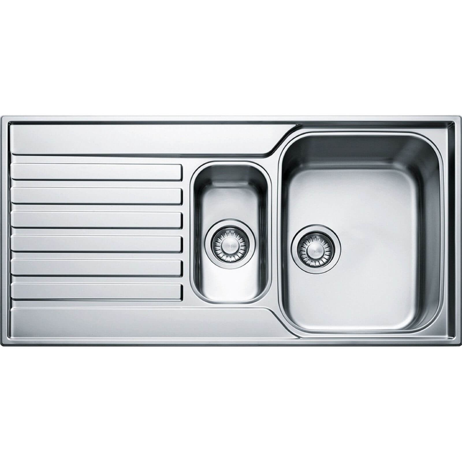 Franke Ascona Reversible Kitchen Sink - 1.5 Bowl