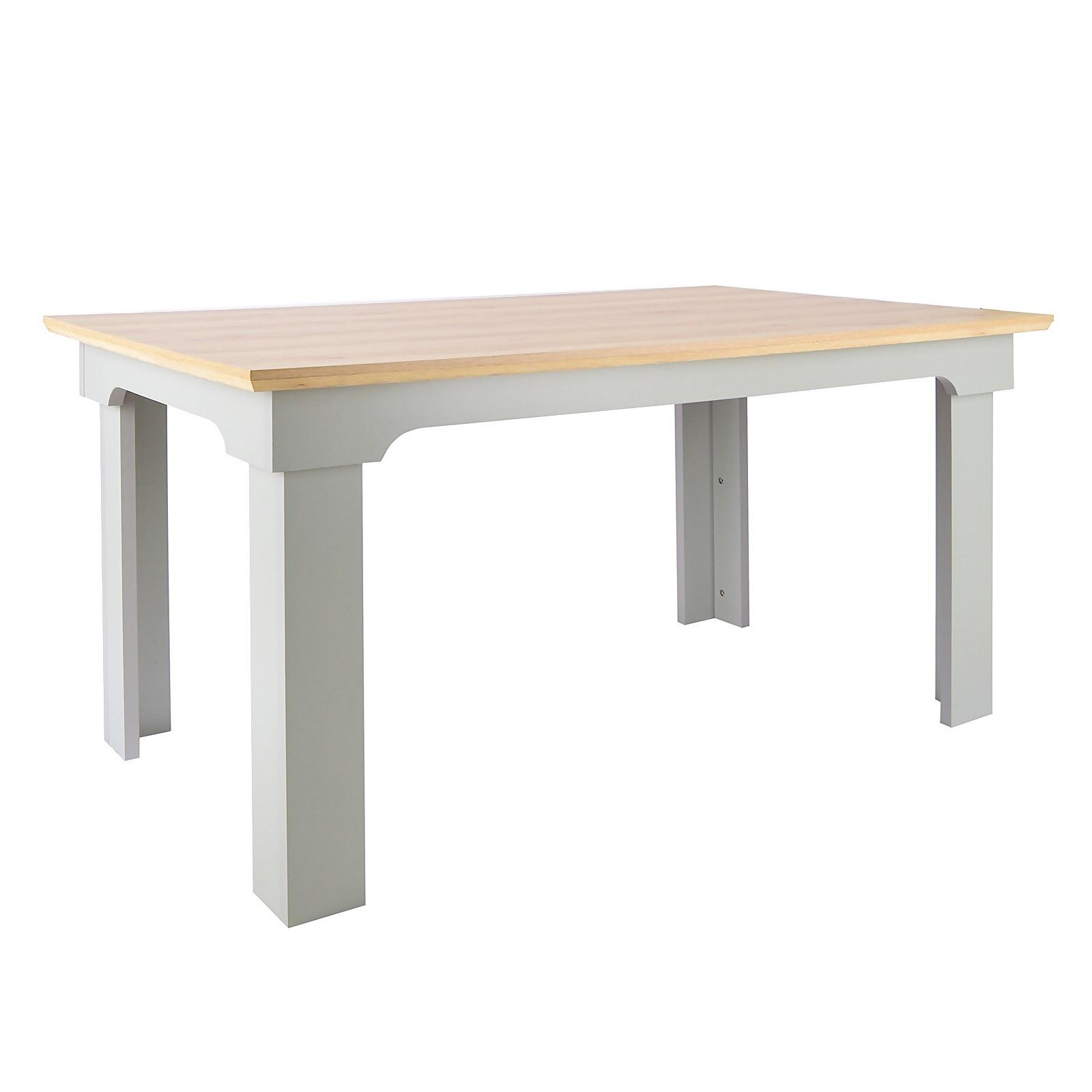 Diva Dining Table - Grey