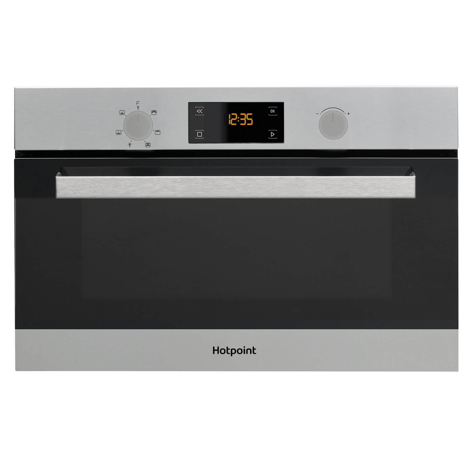 Hotpoint Class 3 MD 344 IX H Built-in Microwave - Stainless Steel