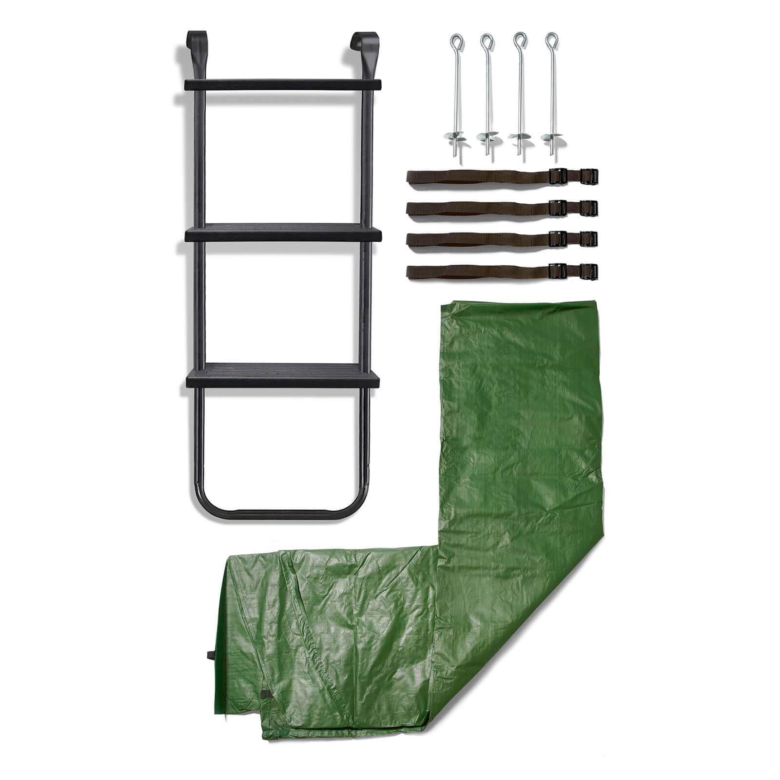 Plum 10ft Trampoline Accessory Kit