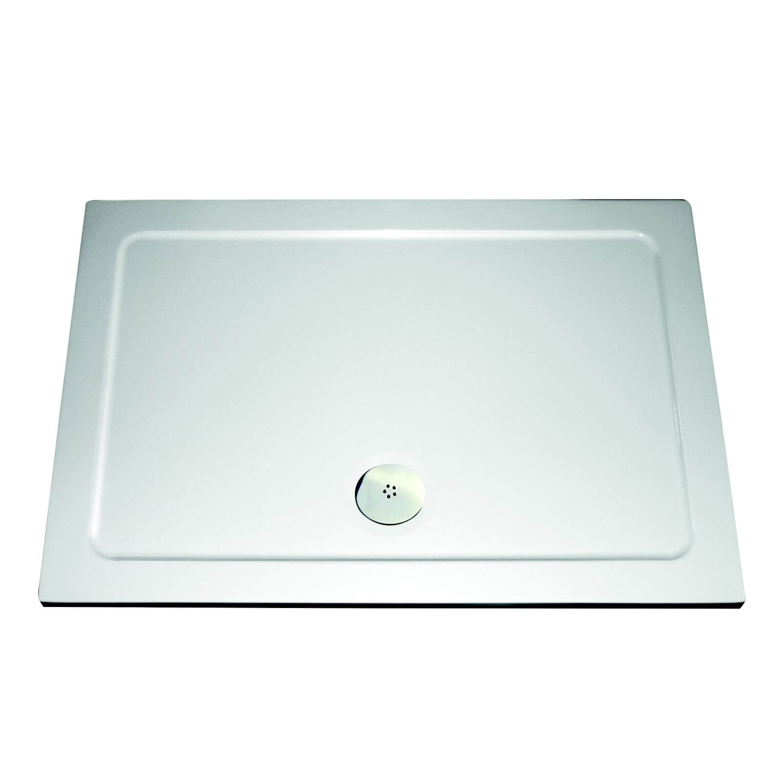 Aqualux Rectangular Shower Tray - 1400 x 900 x 35mm