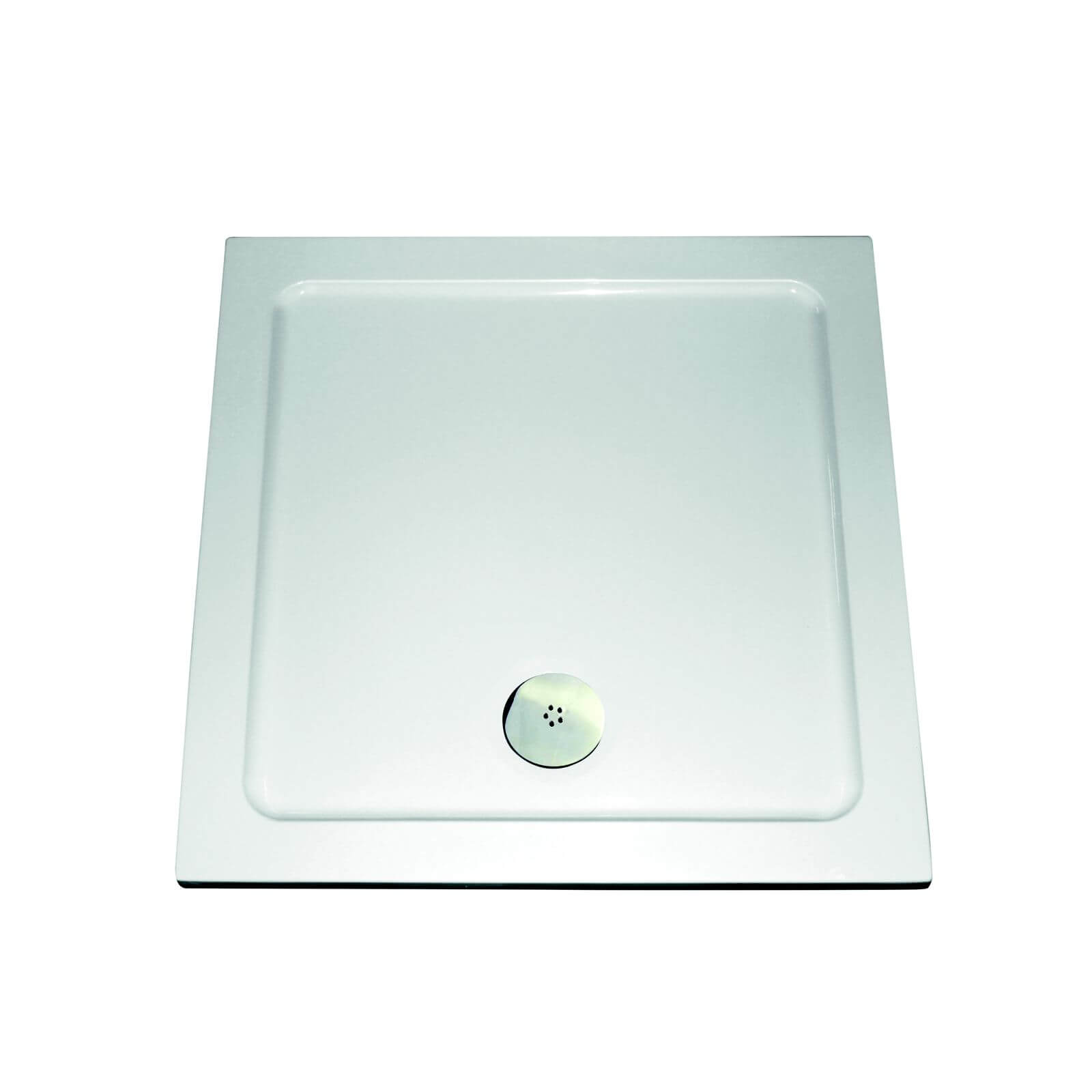 Aqualux Square Shower Tray - 900 x 900 x 35mm