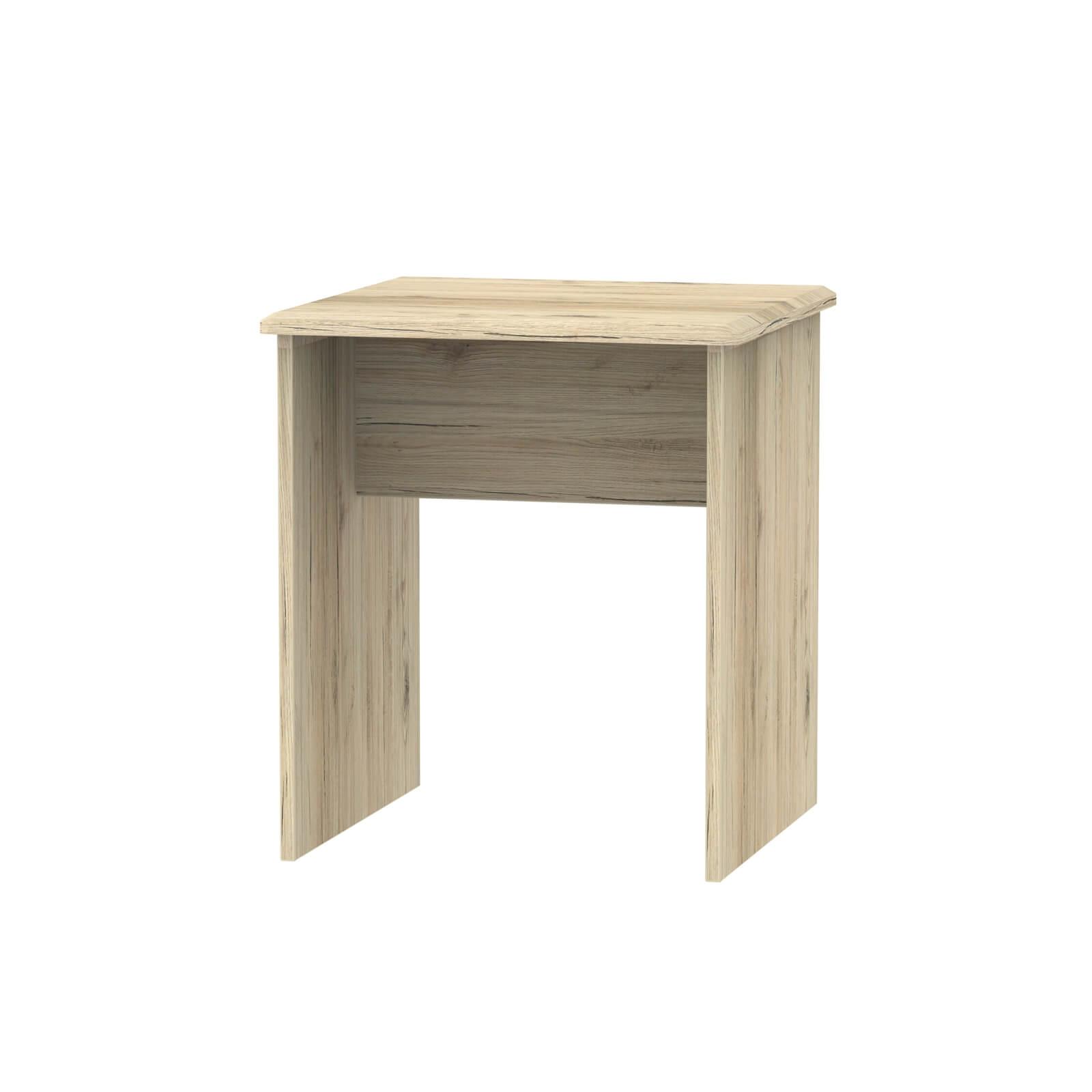 Siena Lamp Table - Bordeaux Oak