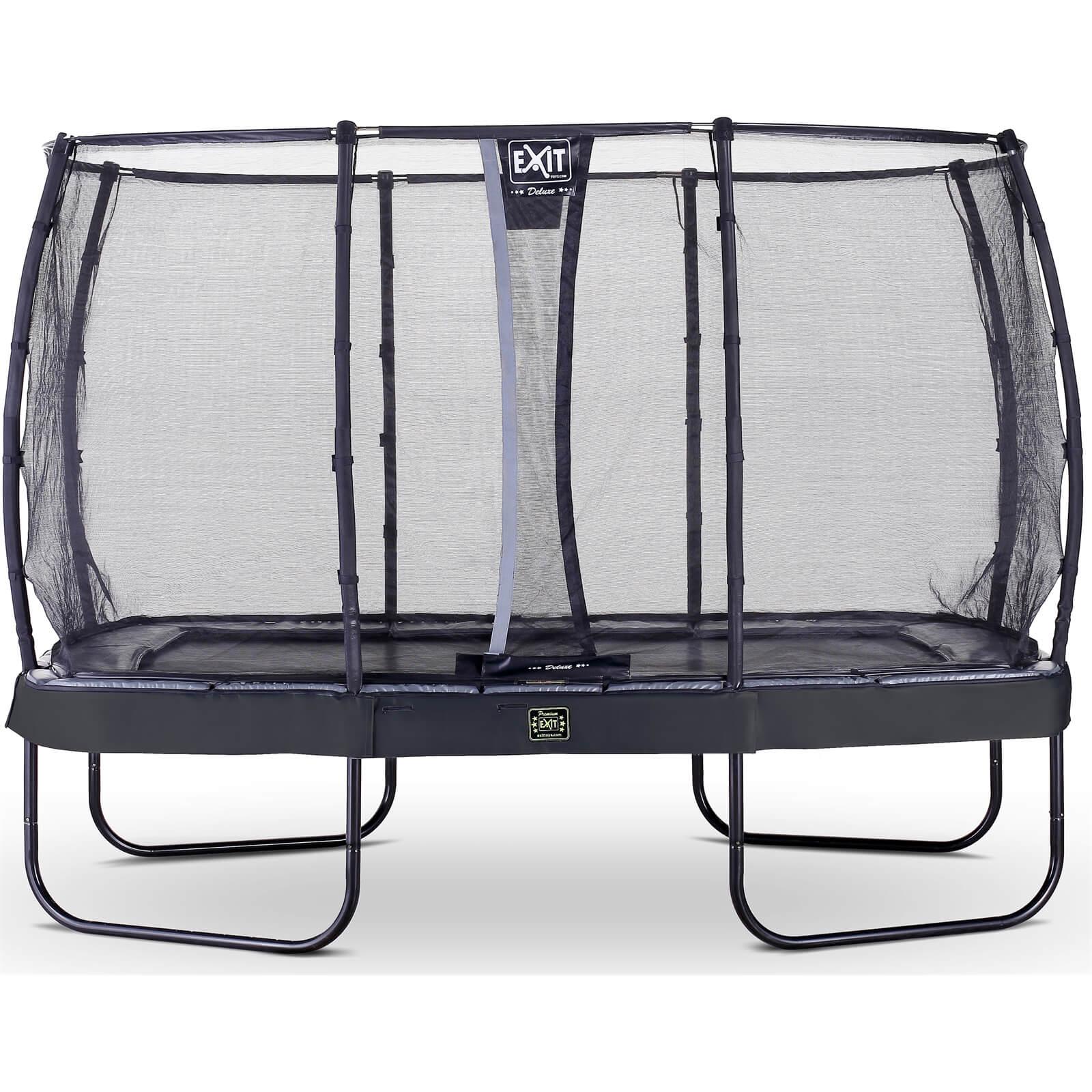 Exit Elegant Premium 8 x 14ft Trampoline With Net