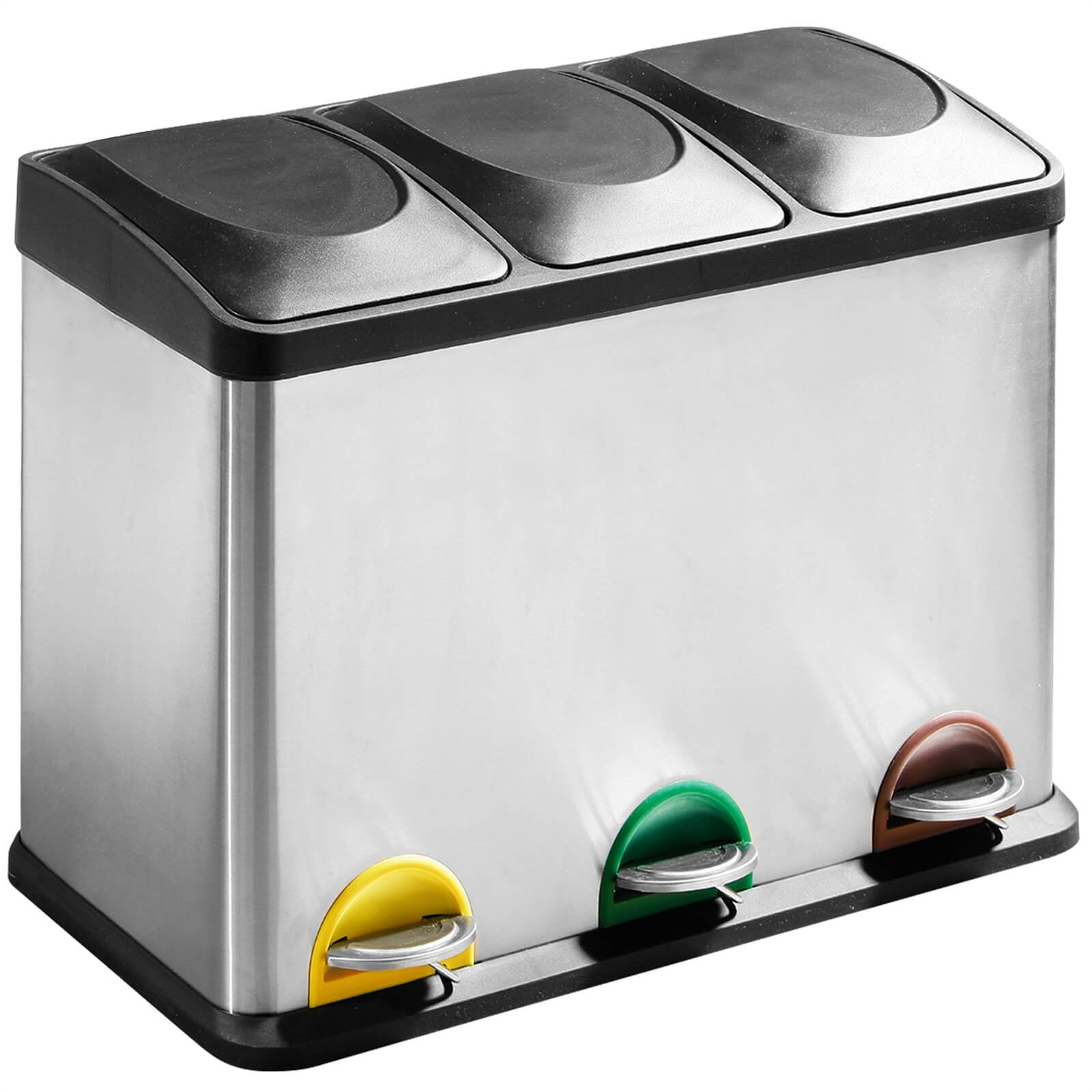 Recycle Pedal Bin - 45L