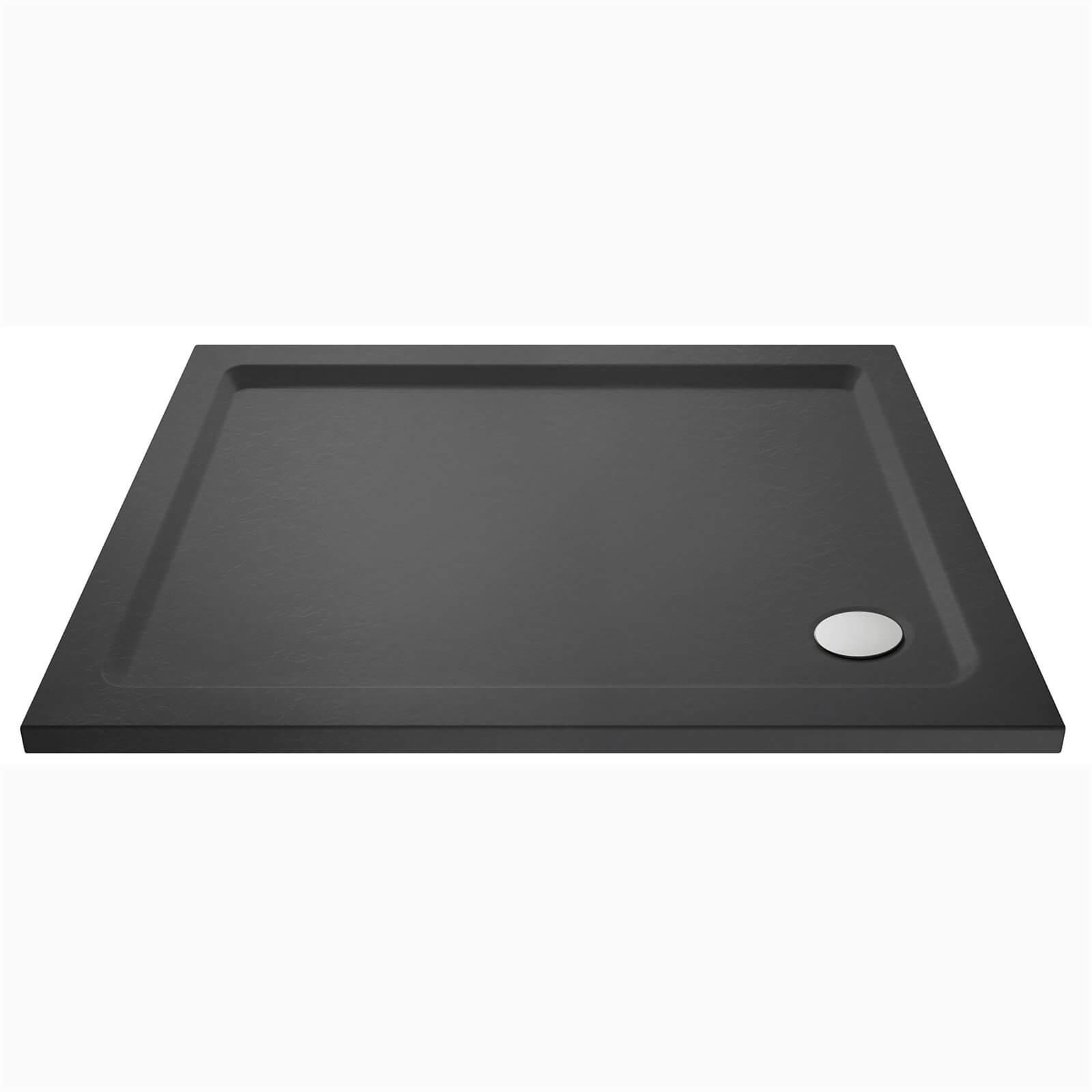 Balterley Slate Rectangular Shower Tray - 1200 x 760mm