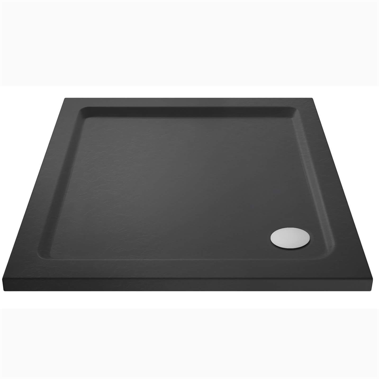 Balterley Slate Square Shower Tray - 900 x 900mm