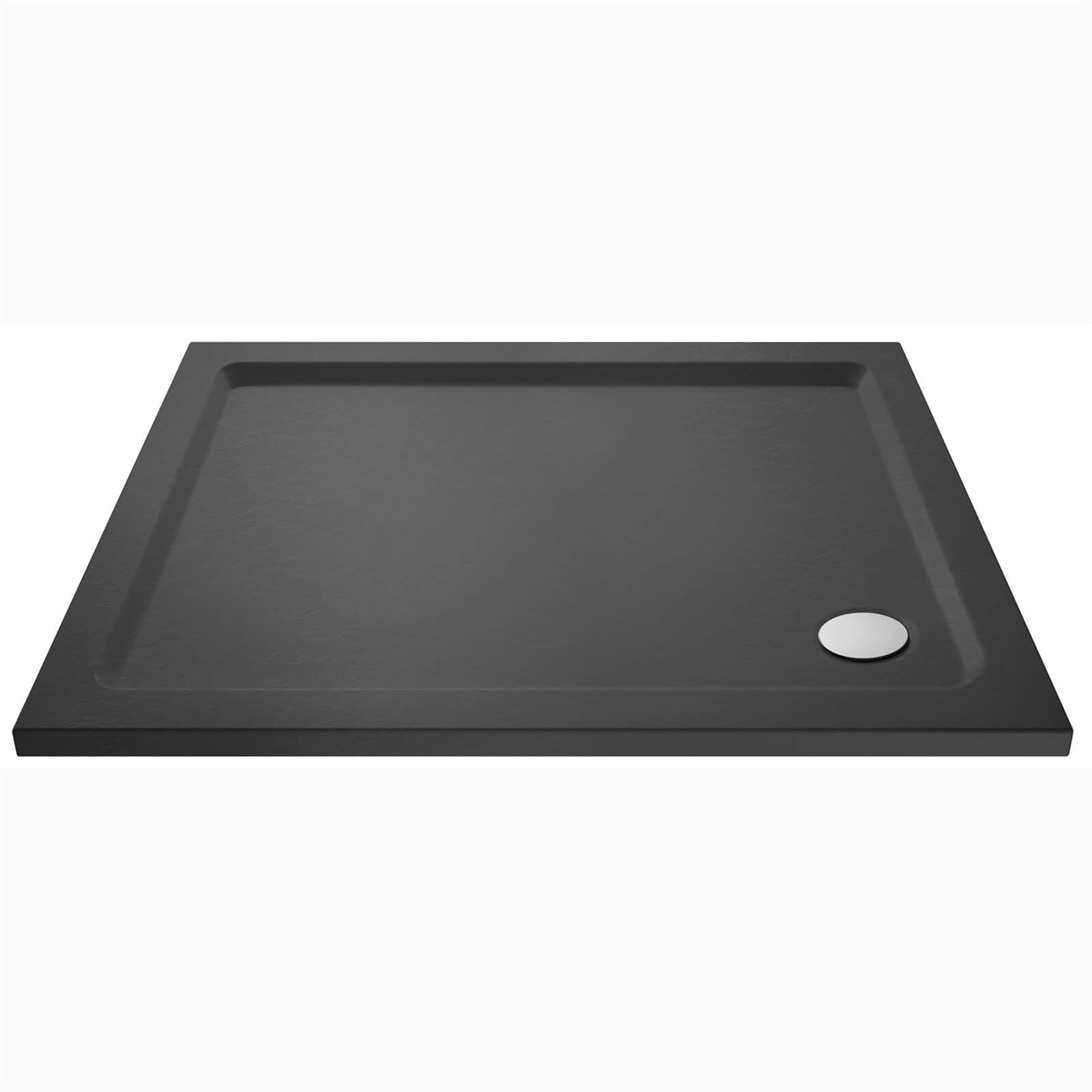 Balterley Slate Rectangular Shower Tray - 1200 x 800mm