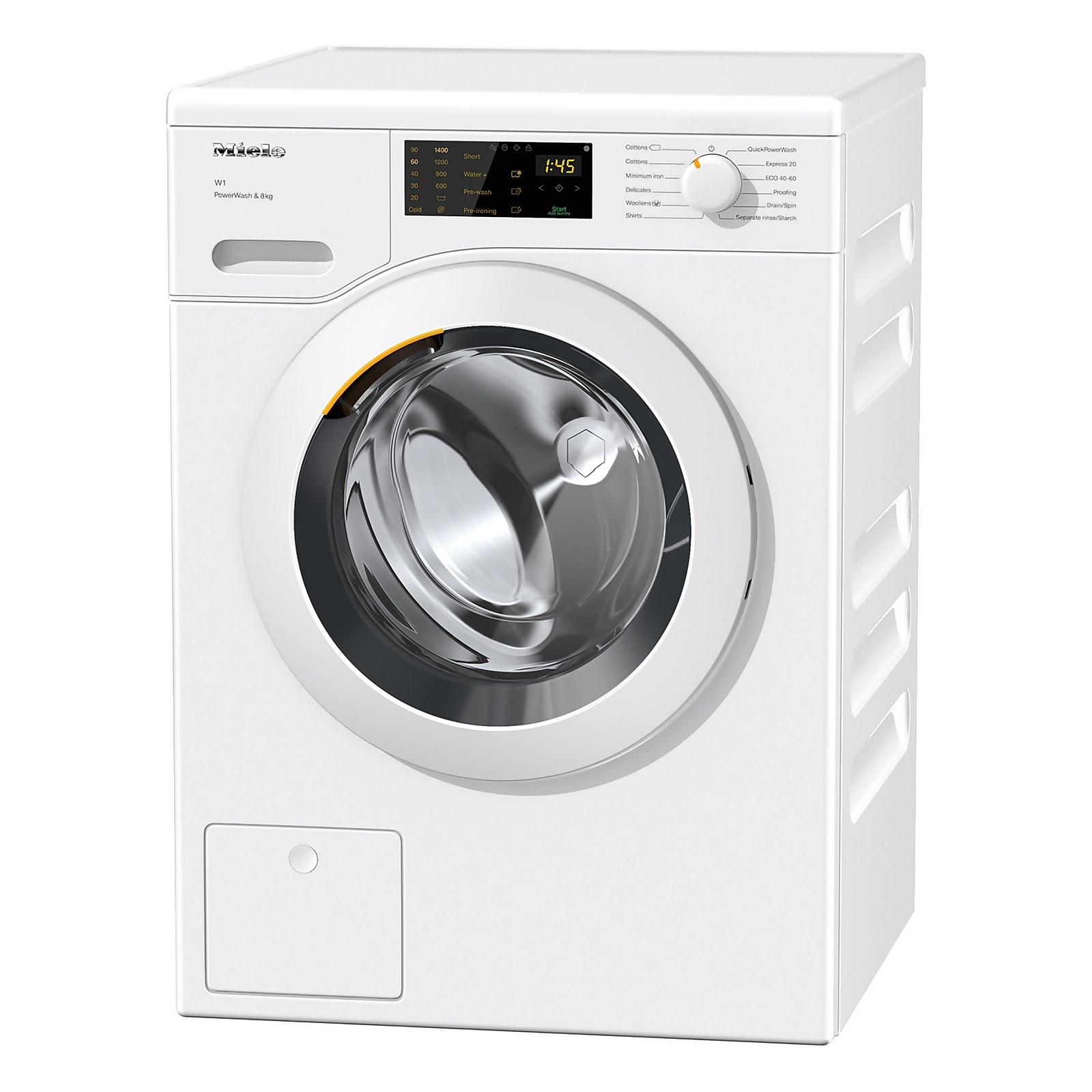 Miele WCD120 8kg Washing Machine