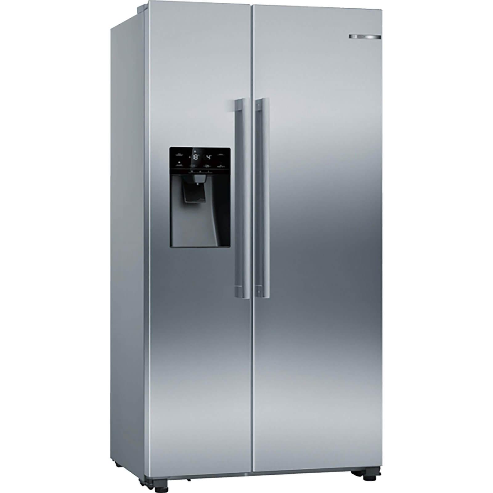 Bosch KAI93VIFPG Series 6 Side By Side American Fridge Freezer