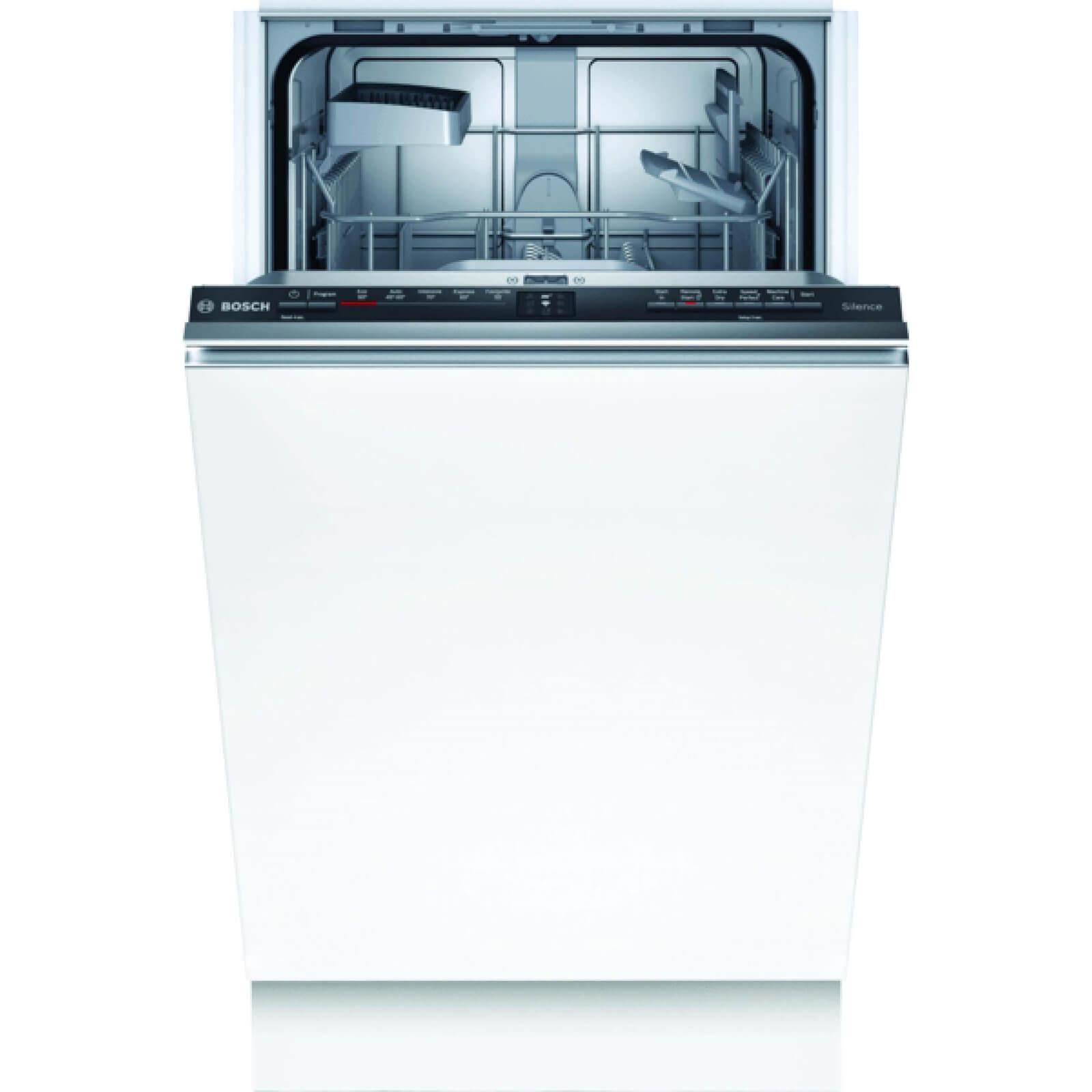 Bosch SPV2HKX39G Built-in 45cm Slimline Dishwasher