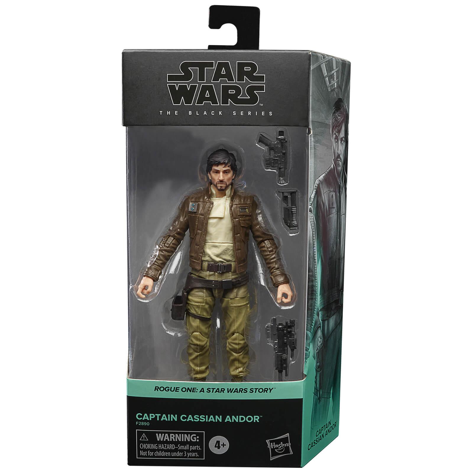 Hasbro Star Wars The Black Series Captain Cassian Andor