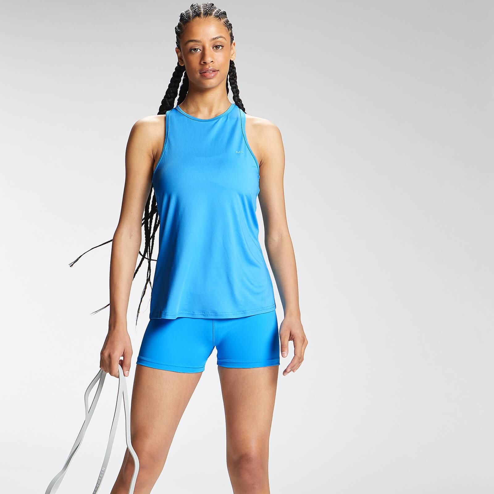 Купить MP Women's Repeat MP Training Racerback Vest - Bright Blue - XXS, Myprotein International
